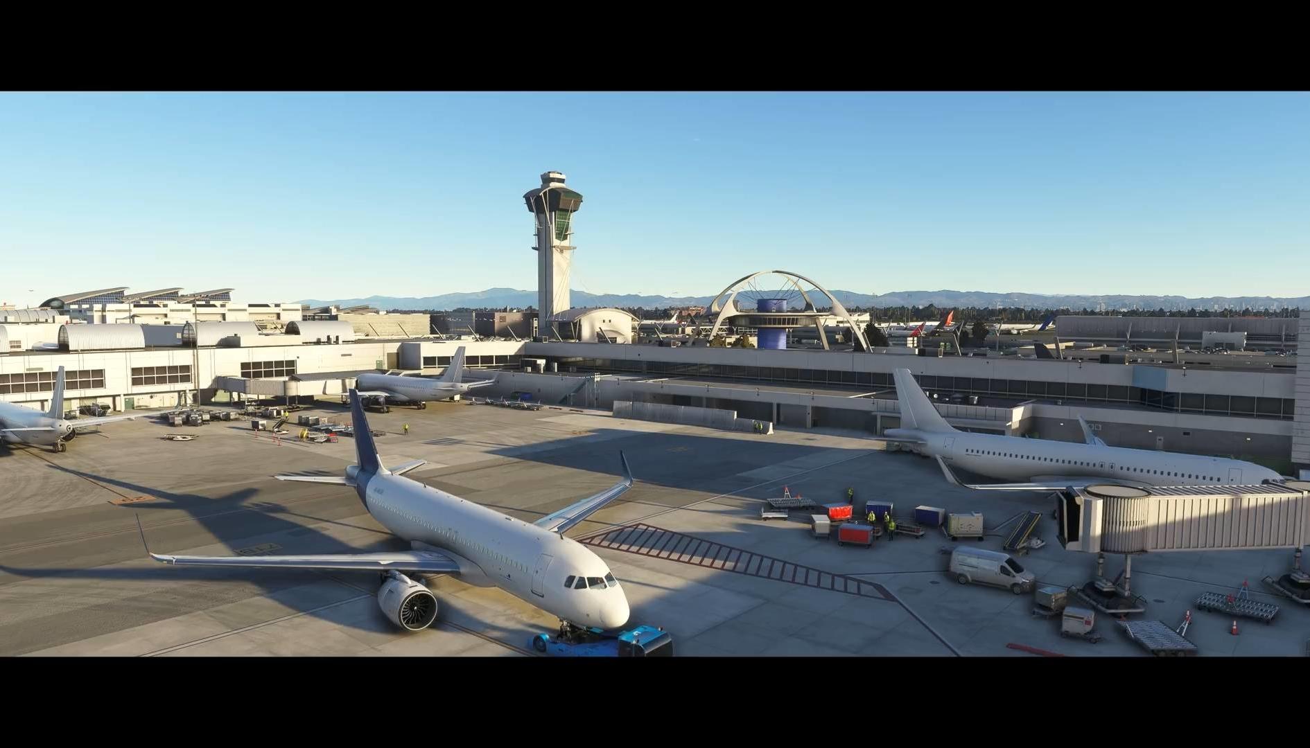 Microsoft Flight Simulator utilizzerà i dati del traffico aereo per popolare i cieli