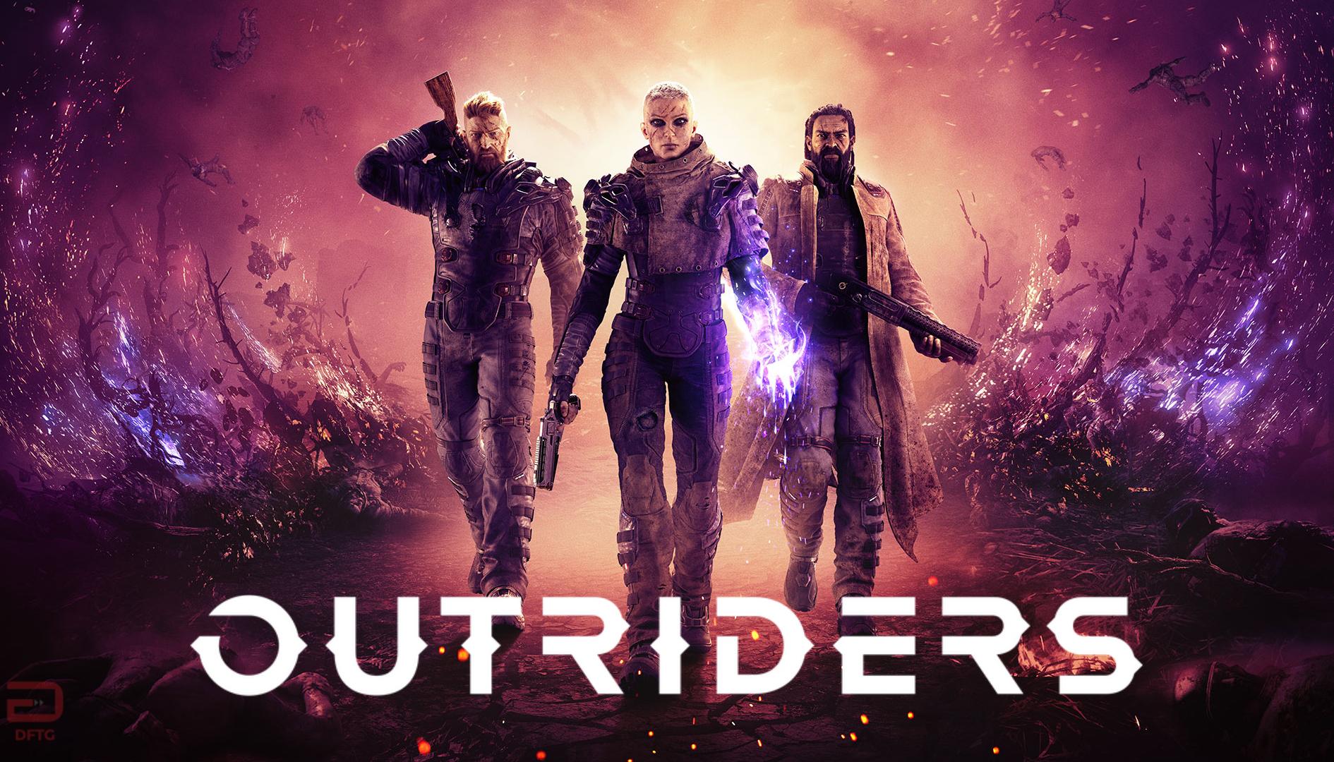 Outriders: svelato trailer e periodo di lancio all'E3 2019