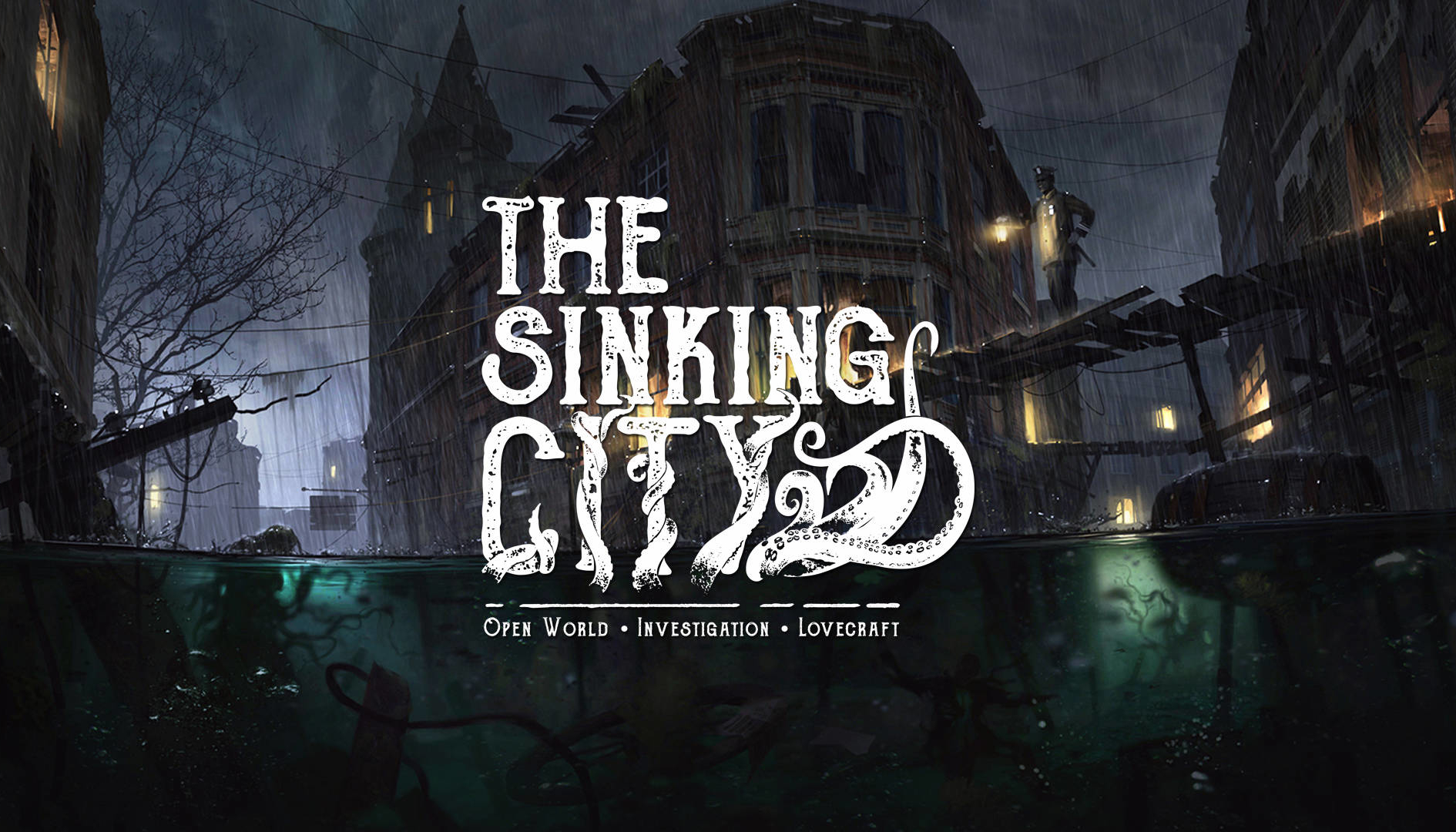 Epic Games Store ha bloccato l'accesso anticipato a chi ha prenotato The Sinking City