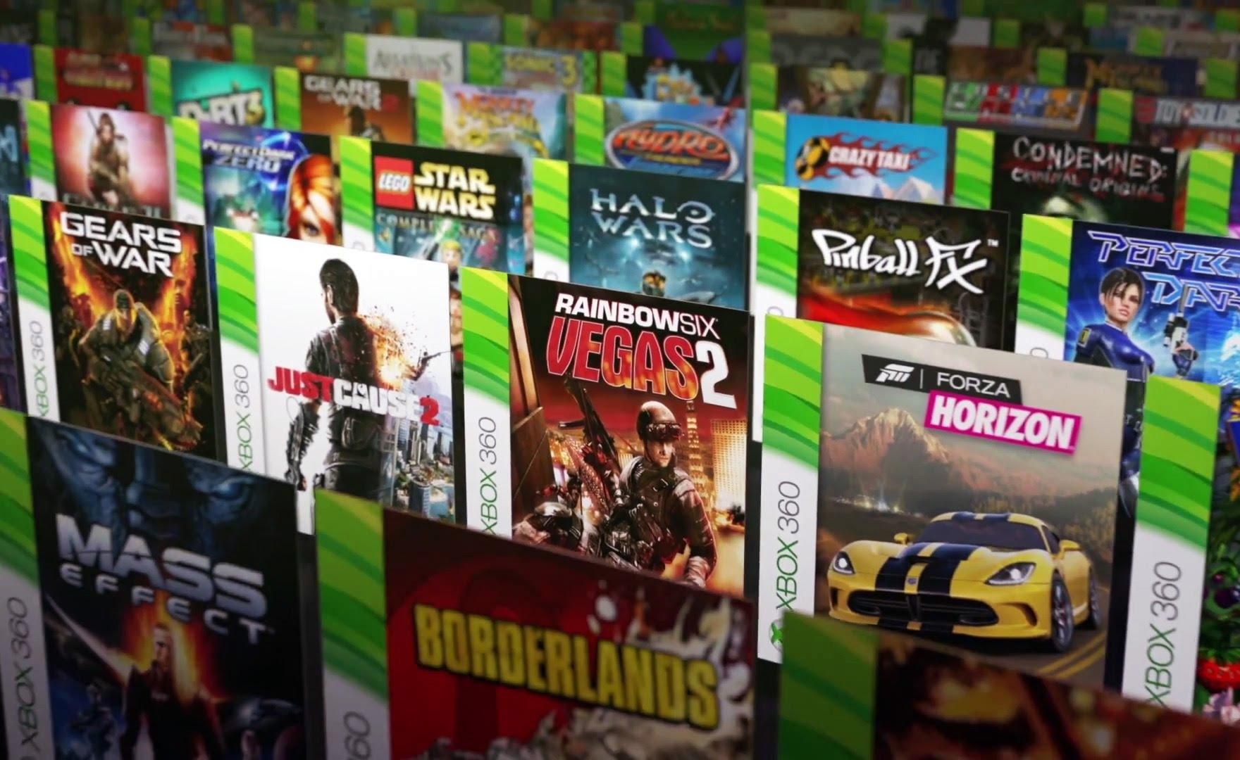 Xbox One niente più giochi retrocompatibili