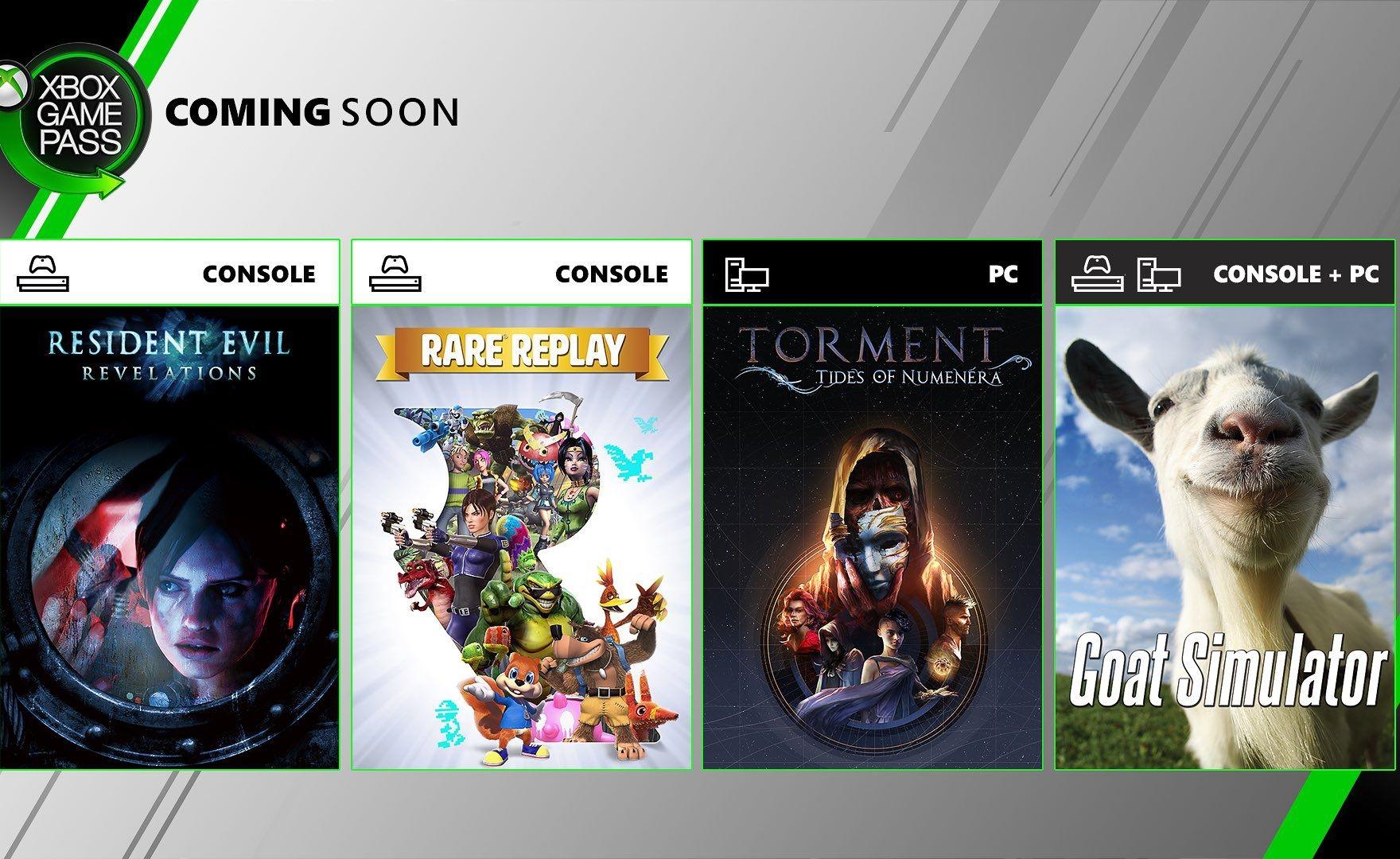 Xbox Game Pass: ecco i giochi di giugno 2019 per Xbox One e PC