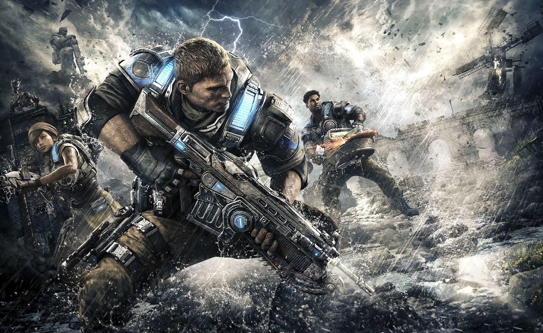 Gears 5: rimossi tutti i riferimenti al fumo nel gioco