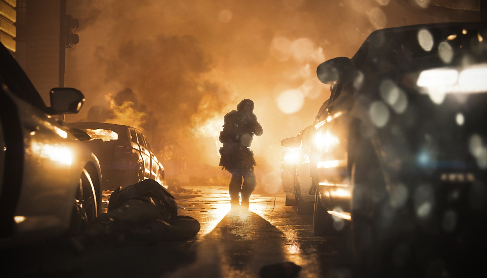 Call of Duty Modern Warfare: Gunfight, ecco un video gameplay in 4K