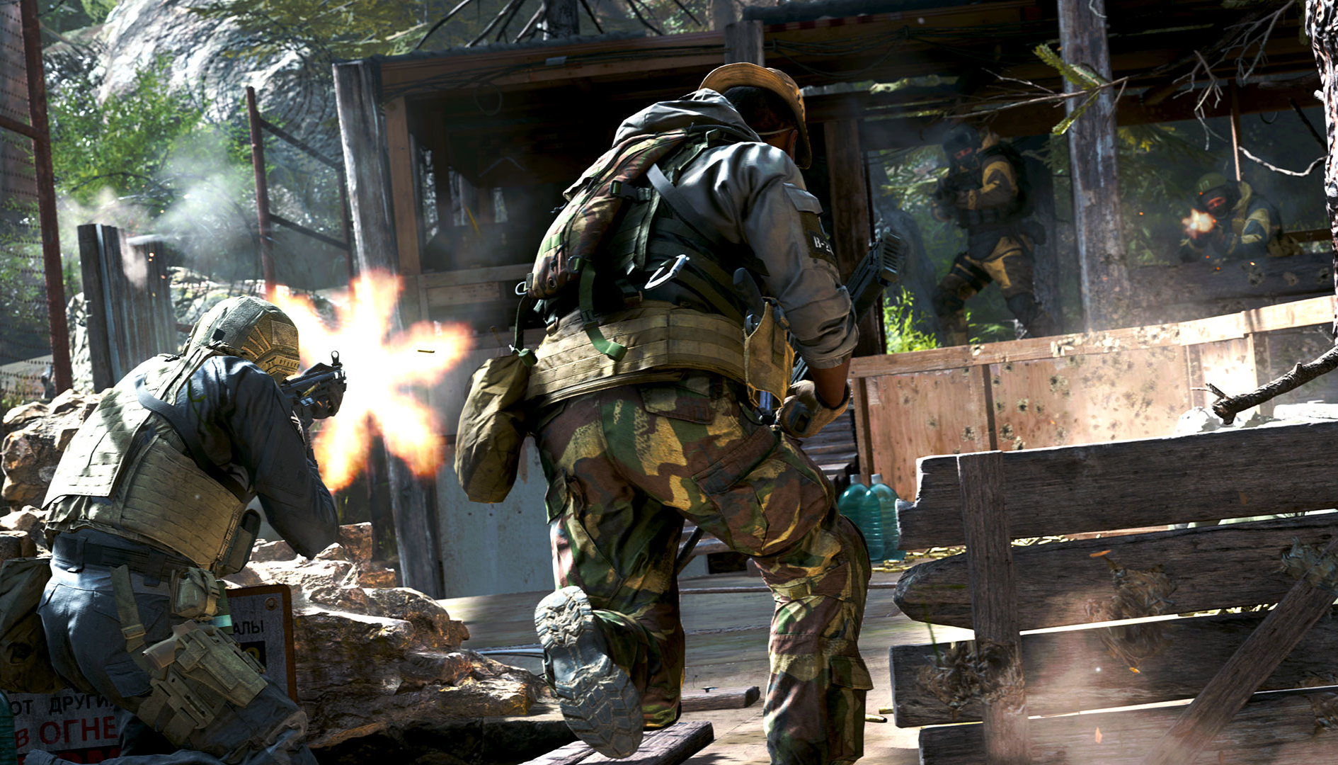 Call of Duty Modern Warfare: ritornano le killstreak, una ci fa guidare un carro armato