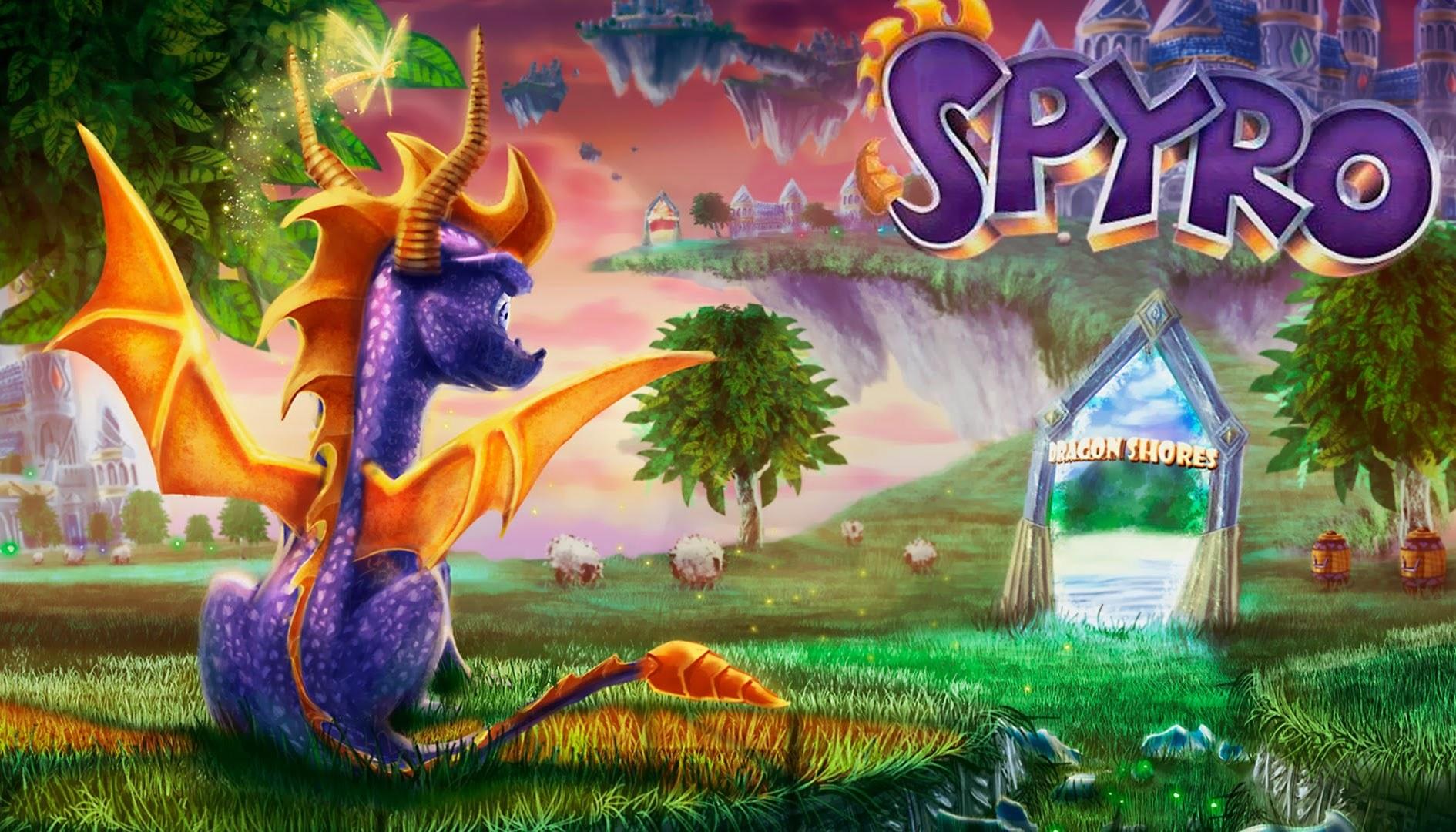 Spyro Reignited Trilogy: edizione con statua per Switch