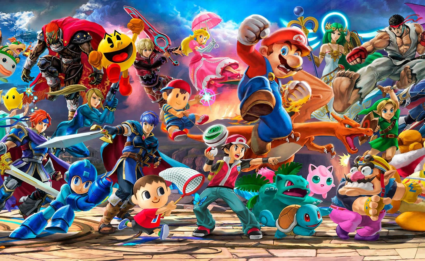 Super Smash Bros Ultimate: data di uscita per l'Hero DLC rivelata?