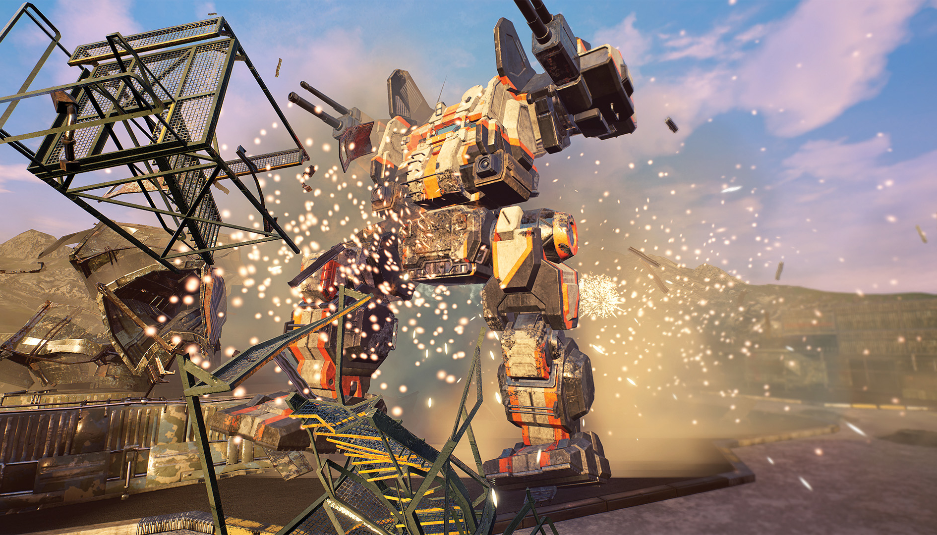 MechWarrior 5 Mercenaries rinviato, esclusiva Epic Games Store