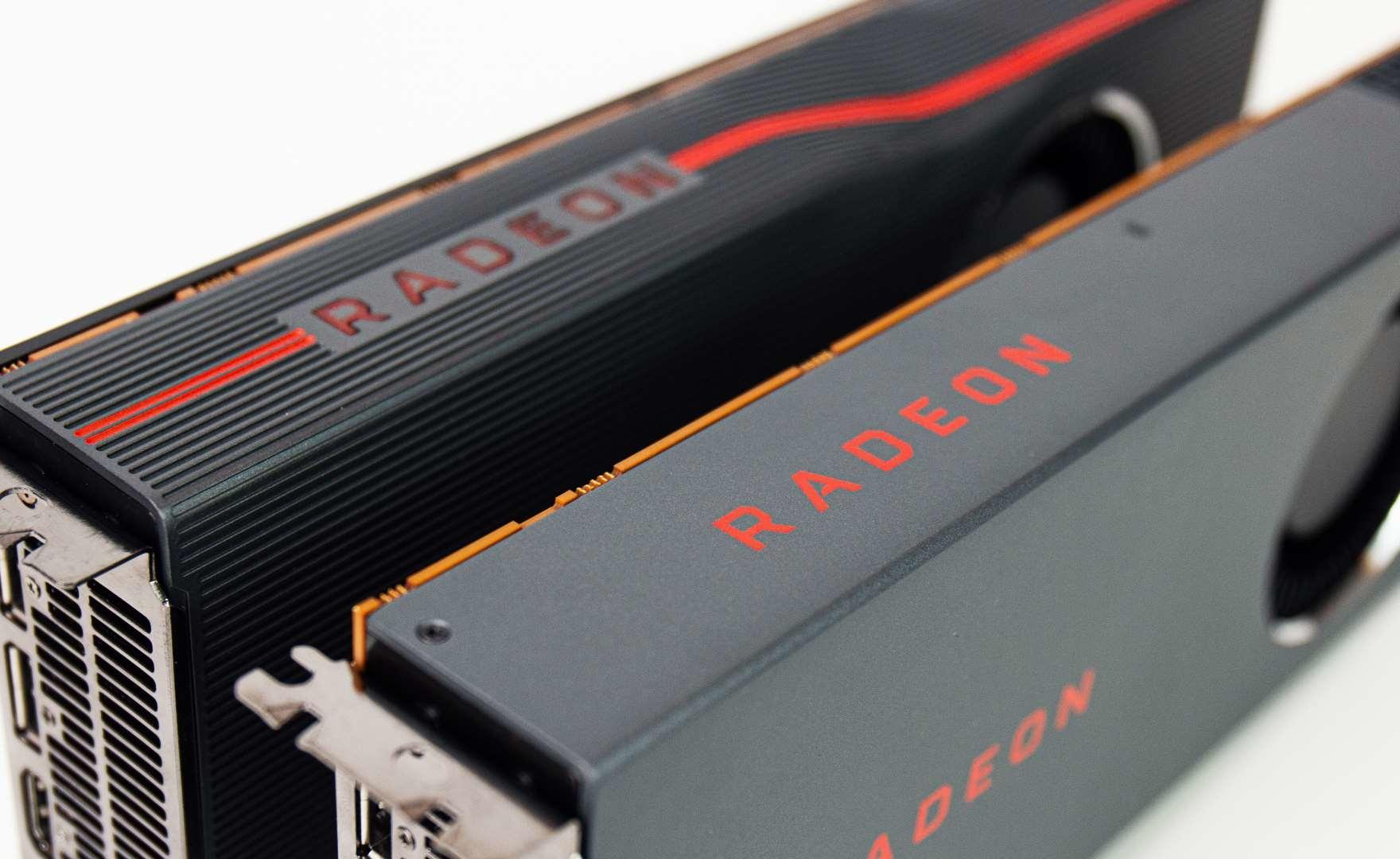 Radeon RX 5700 a 2,2 GHz con la mod SPPT