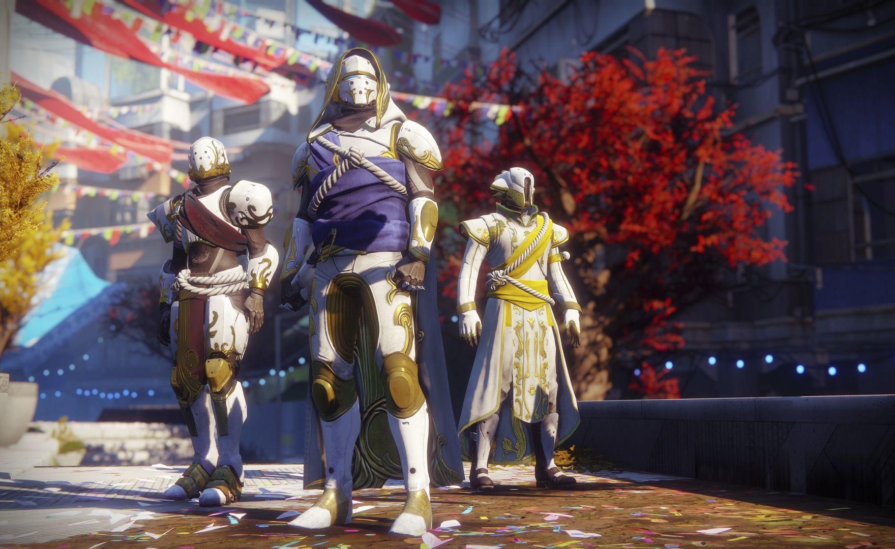 Destiny 2: trailer e dettagli per il Solstizio degli Eroi