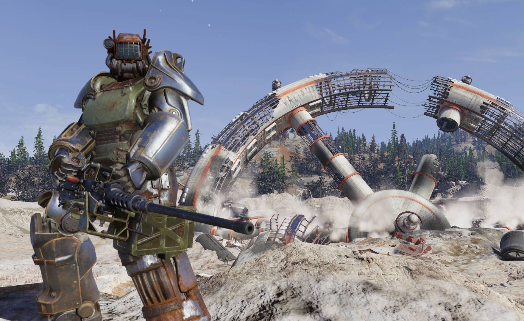 Fallout 76, Bethesda rimase sorpresa per lo scarso interesse dei giocatori verso il PvP