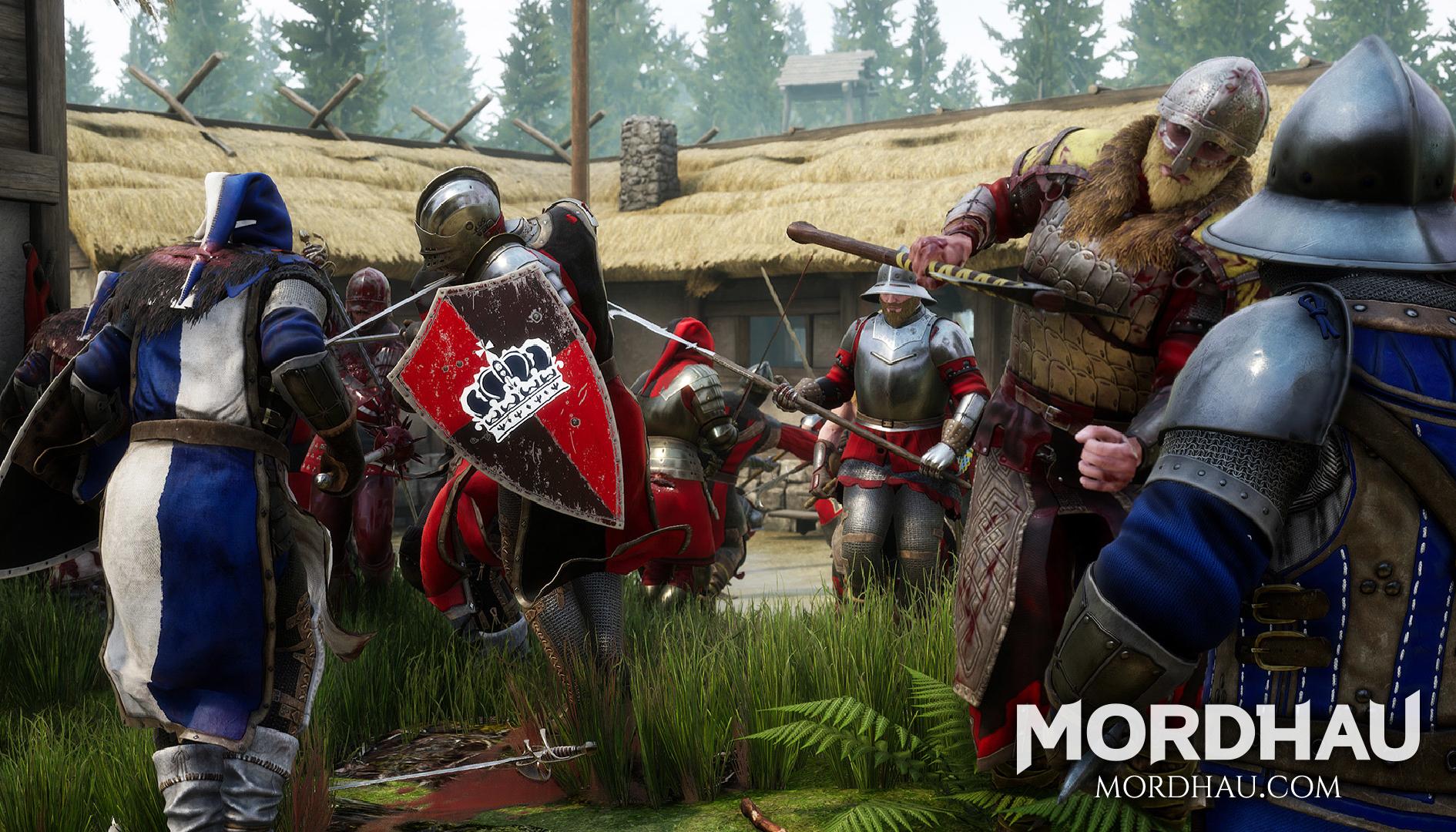Mordhau è un simulatore di combattimento, ma è diventato un simulatore di razzismo e omofobia