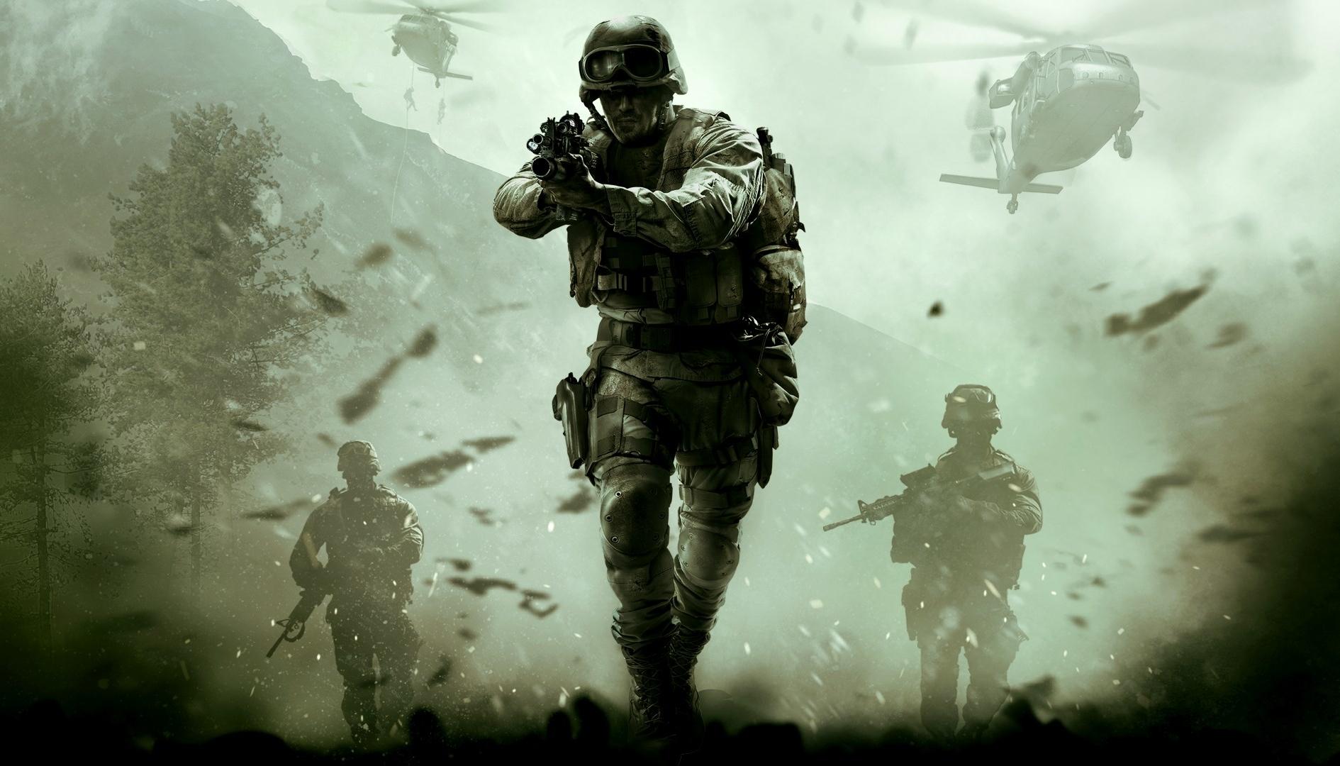 Call of Duty: Modern Warfare avrà delle armi particolarmente realistiche