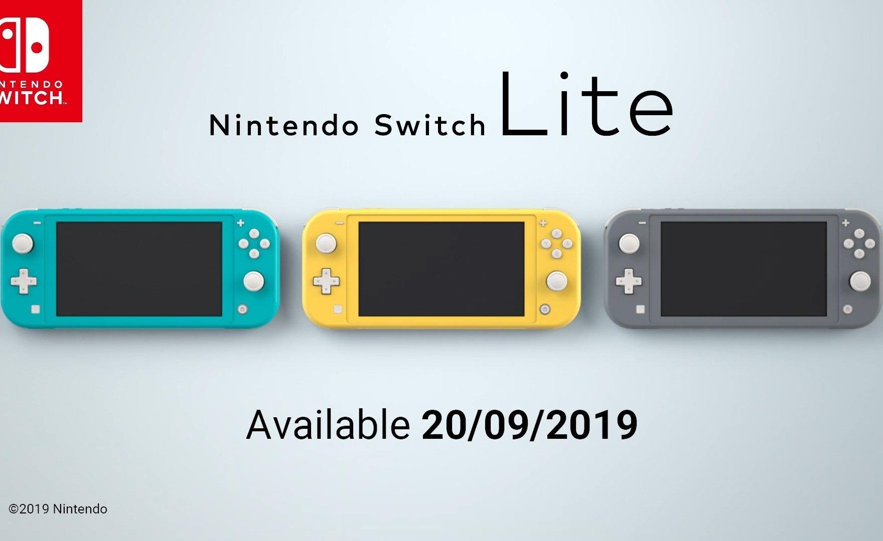 Nintendo afferma che Switch Lite non sostituirà il 3DS