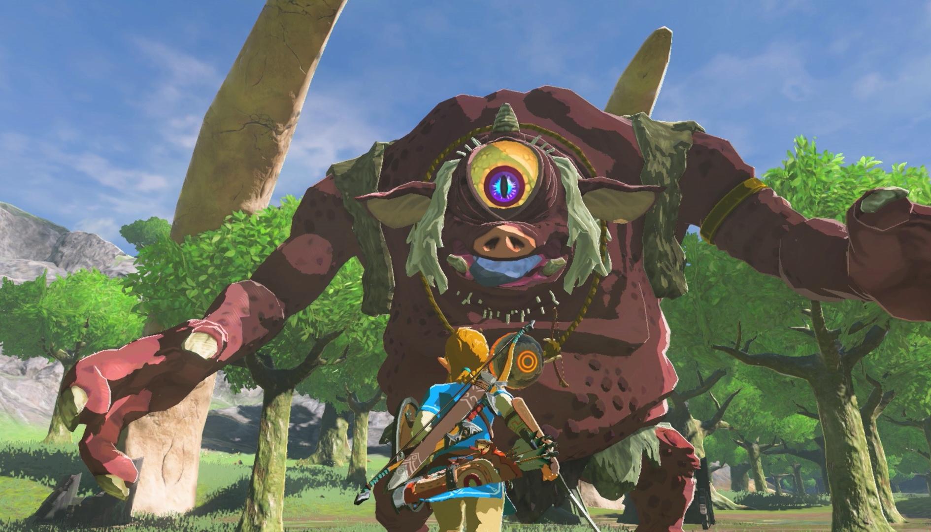 Zelda Breath of the Wild, cavalcare Sidon ovunque è possibile grazie ad un glitch