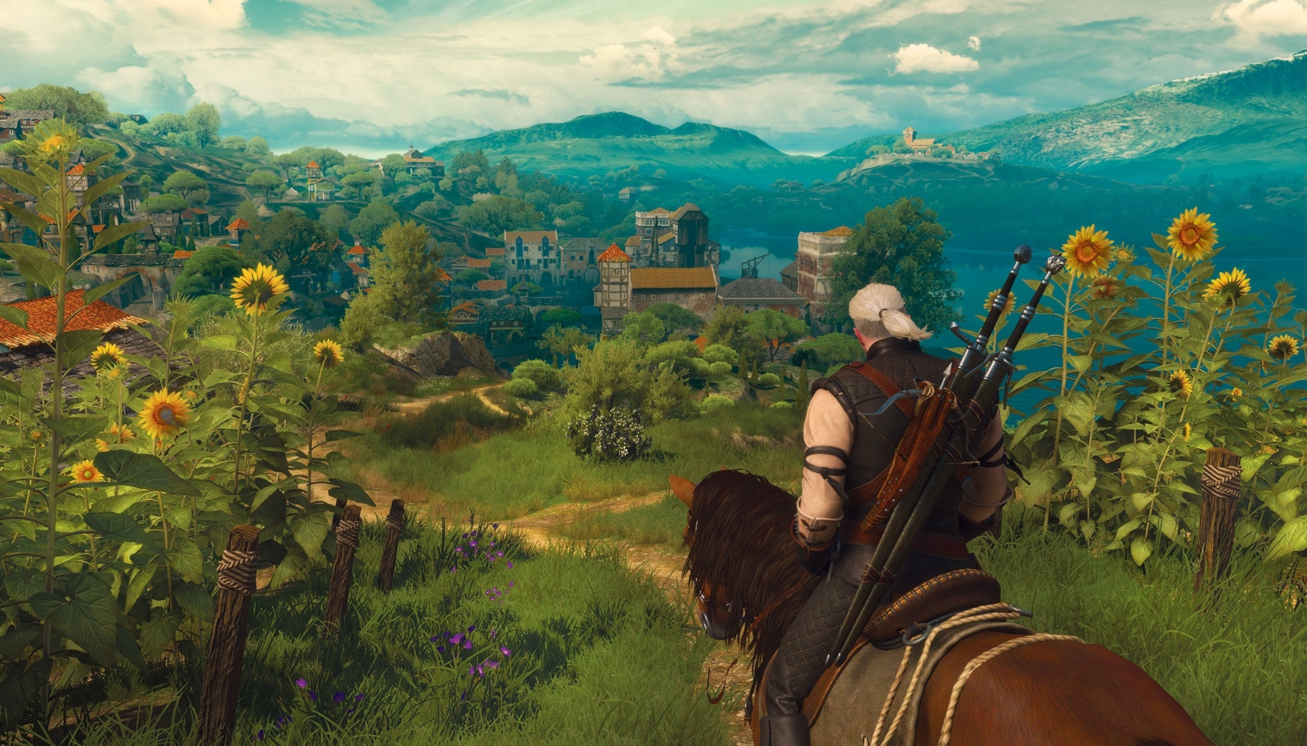 The Witcher 3 su Switch: data di uscita in arrivo?