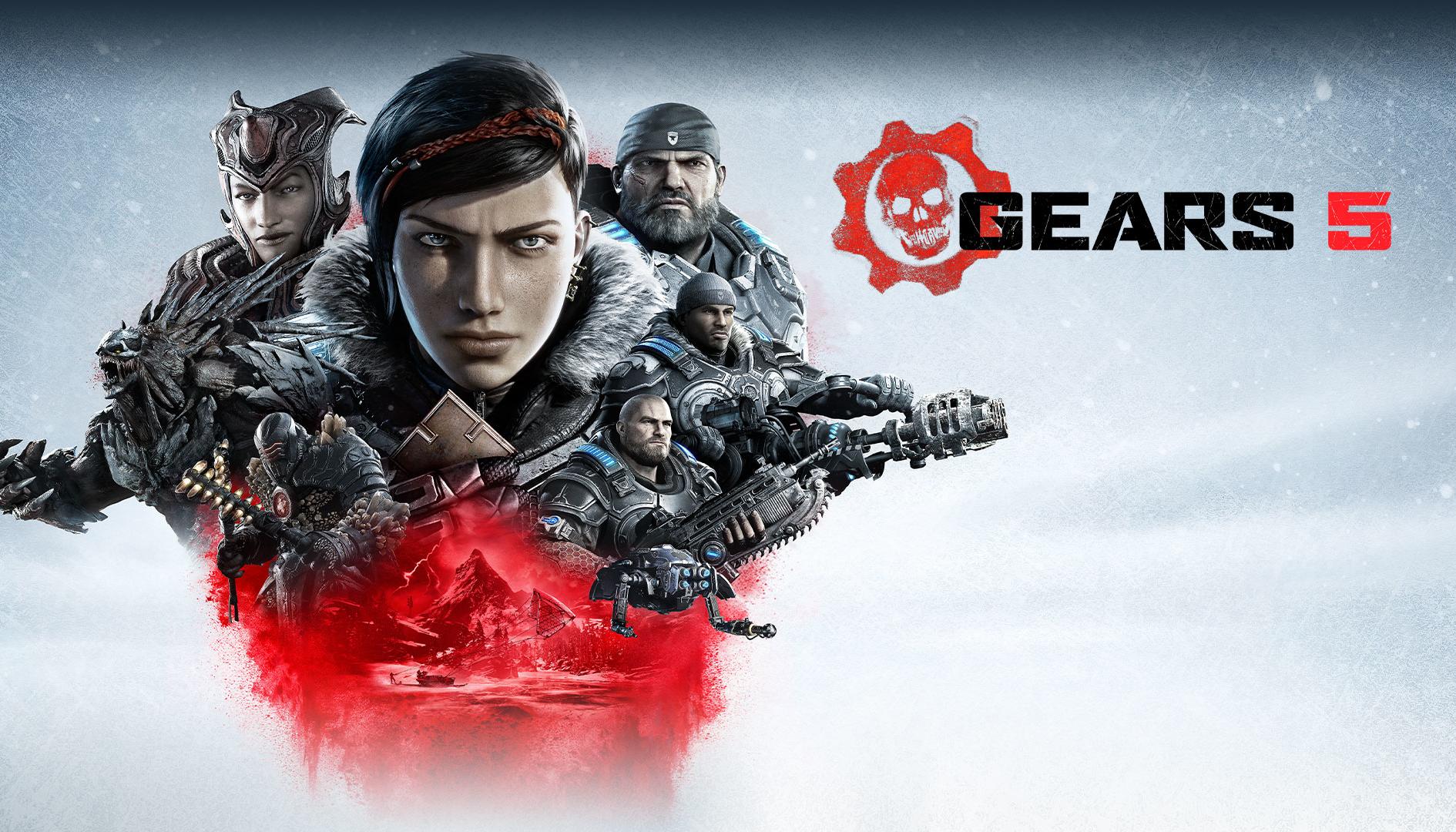Gears 5: ecco le fonti d'ispirazione di The Coalition per la campagna