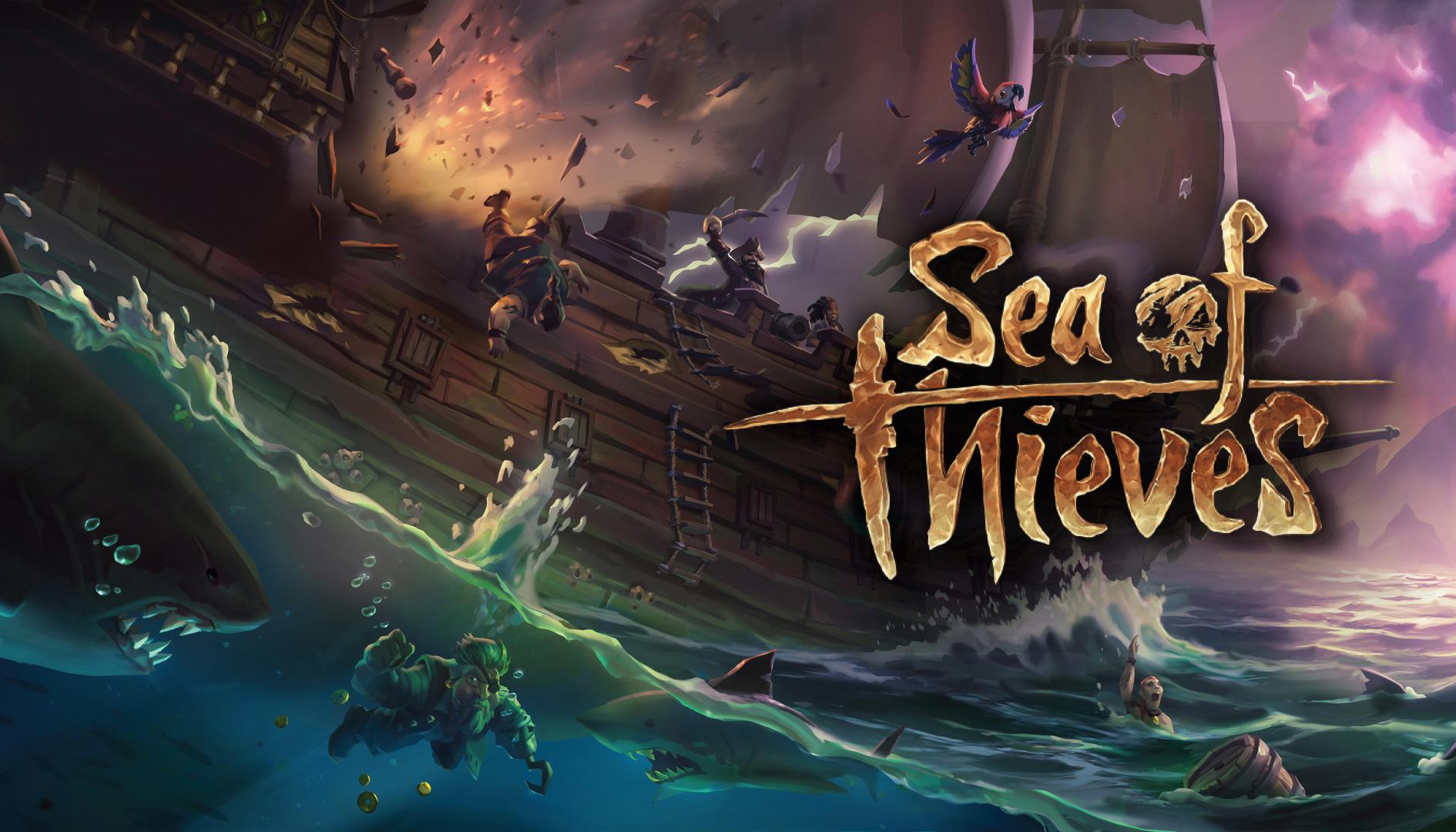 Sea of Thieves: ecco l'aggiornamento Dark Relics