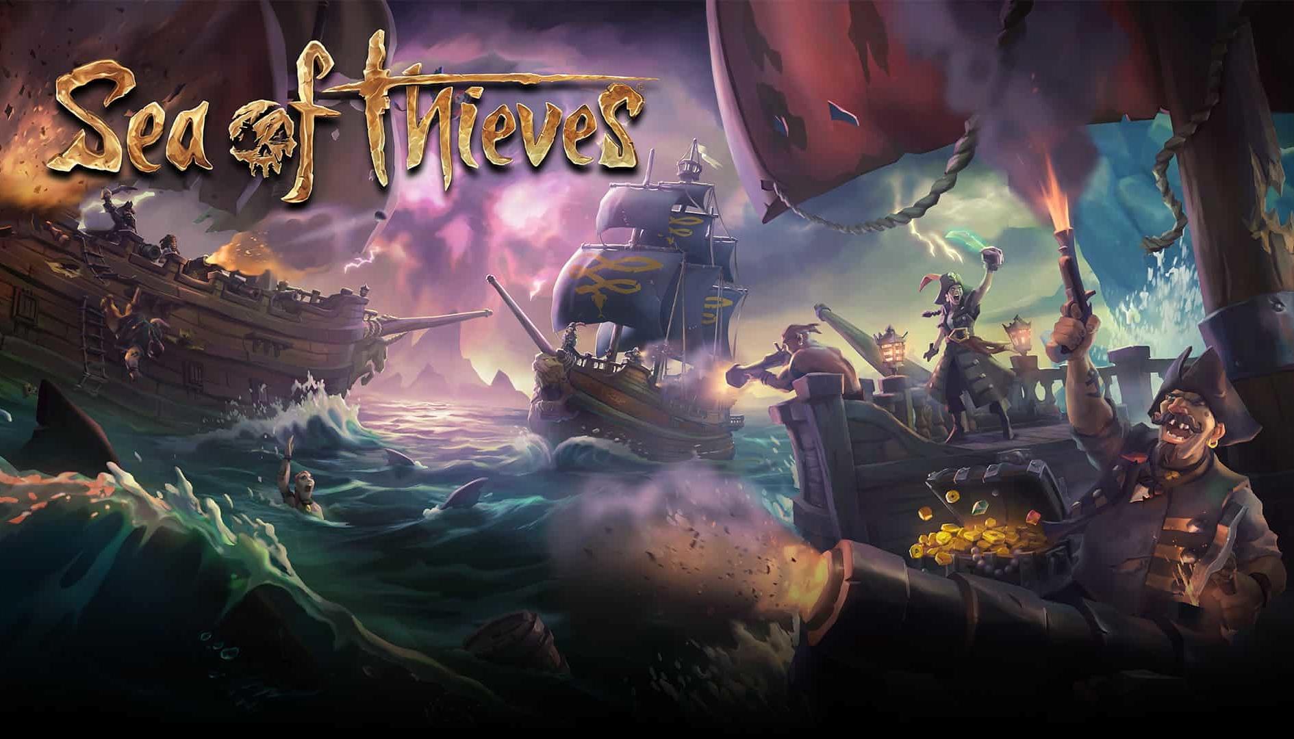 Sea of Thieves: gratis per pochi giorni il set a tema Halo, ecco come ottenerlo
