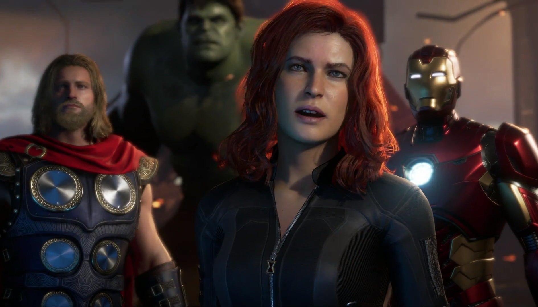 Marvel's Avengers: ecco il trailer di gameplay della Gamescom 2019