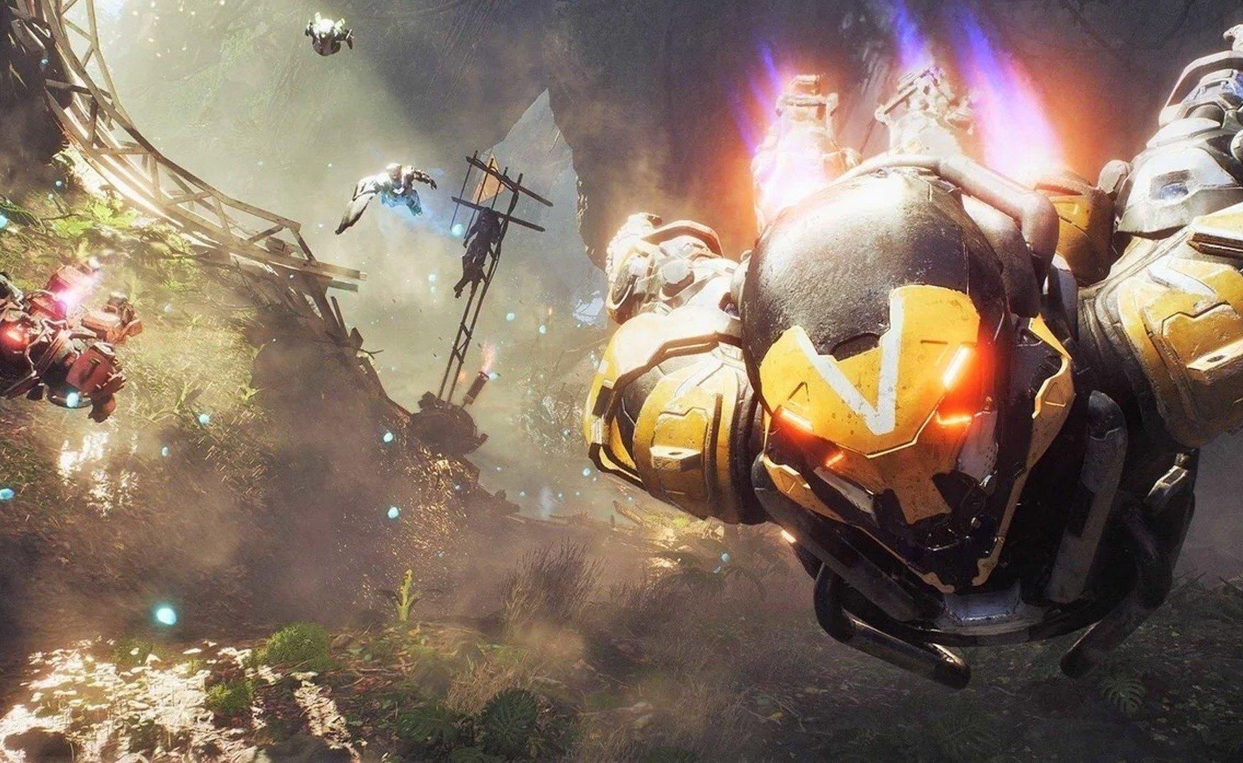 Anthem: come sarebbe su PS5 e Xbox Scarlett? Eccolo in 4K, ray tracing e reshade