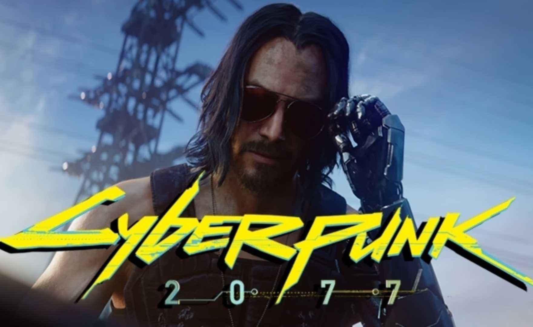 Cyberpunk 2077: Phil Spencer aveva paura a mostrare Keanu Reeves sul palco Xbox