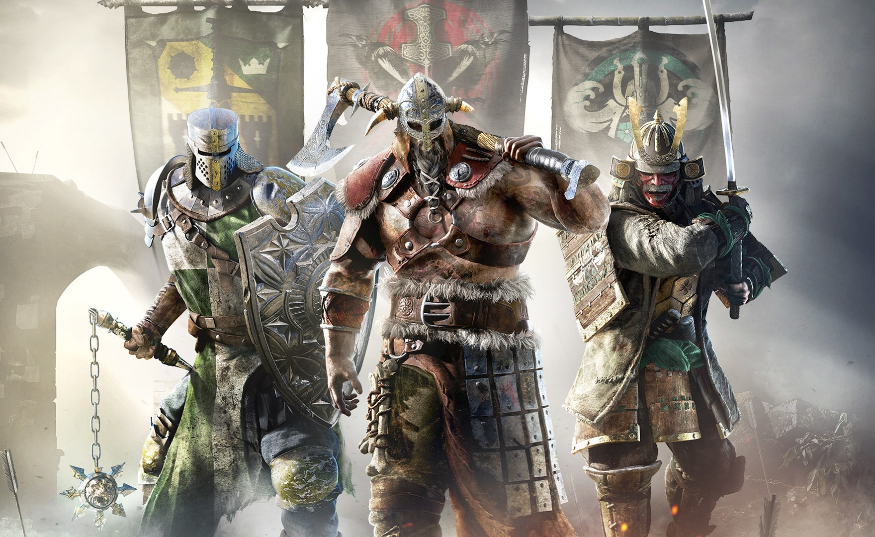 For Honor gratis per un periodo di tempo limitato