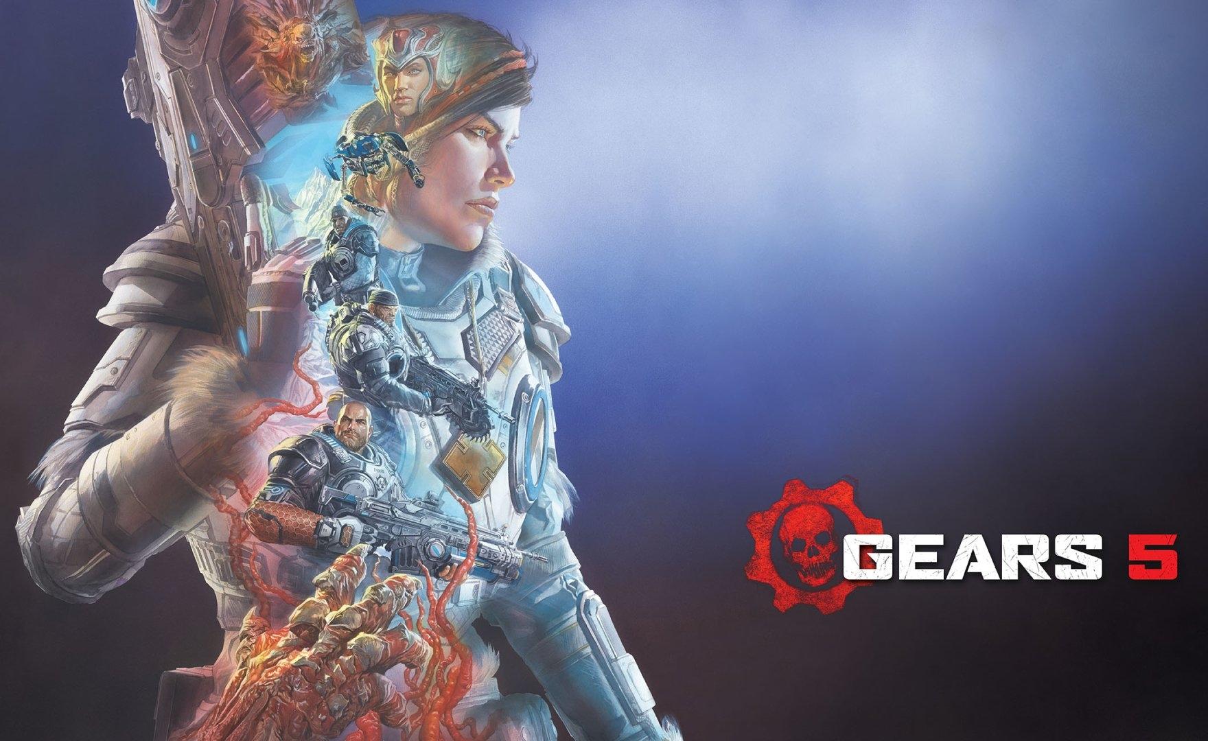 Gears 5 conterrà un piacevole omaggio a Nintendo e Reggie Fils-Aimé
