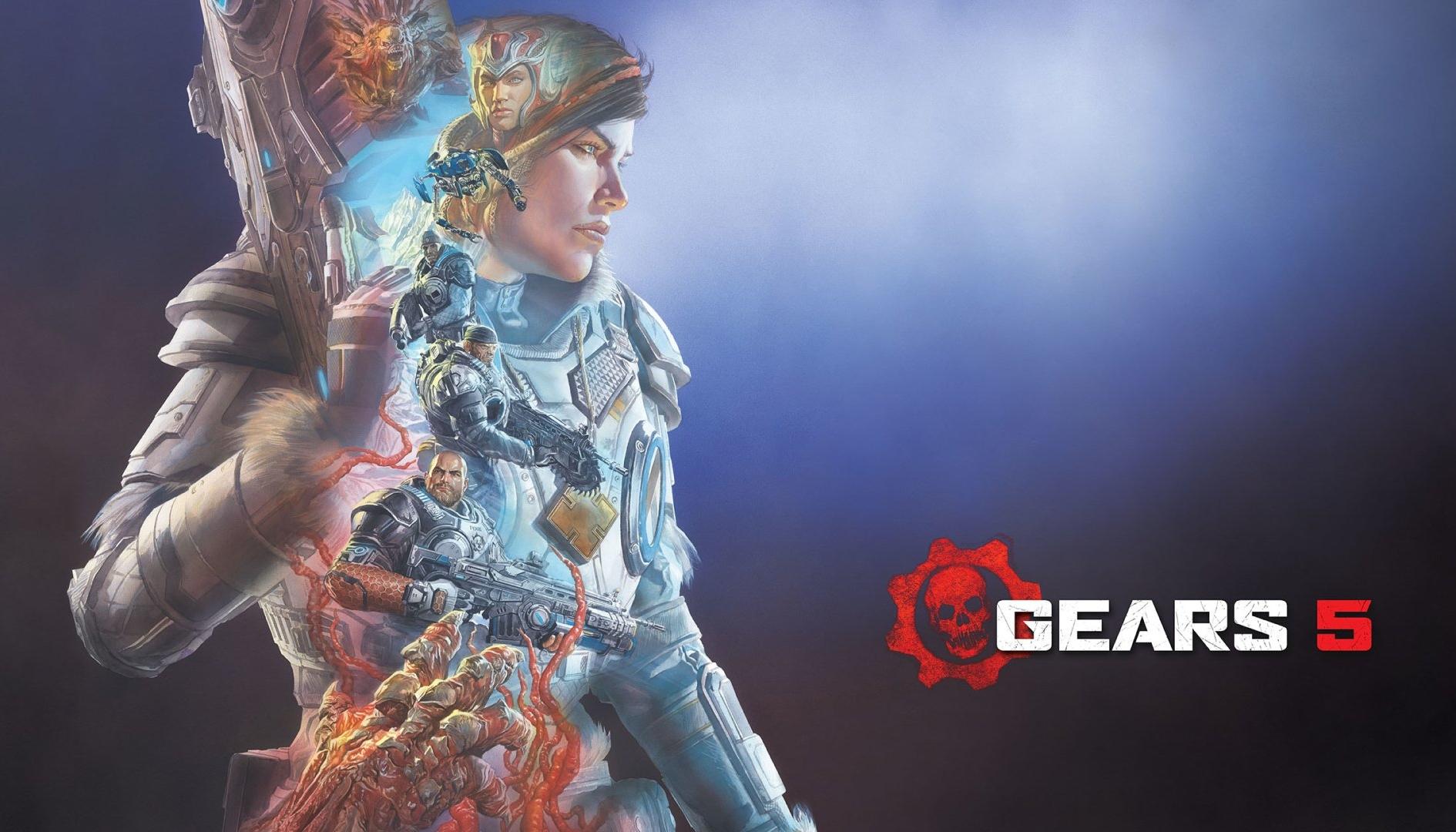 Gears 5 su Xbox Series X si aggiornerà gratuitamente