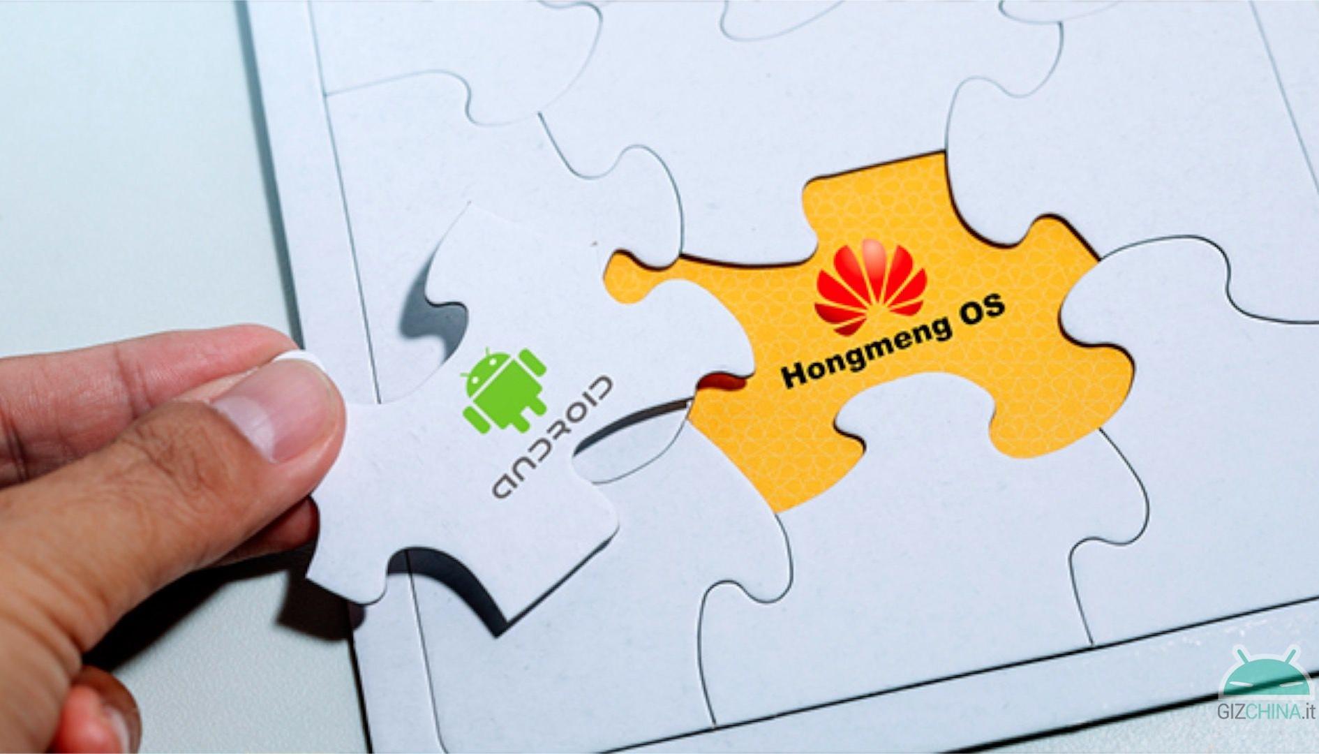 Huawei, lo smartphone con HongMeng OS potrebbe arrivare entro il 2019