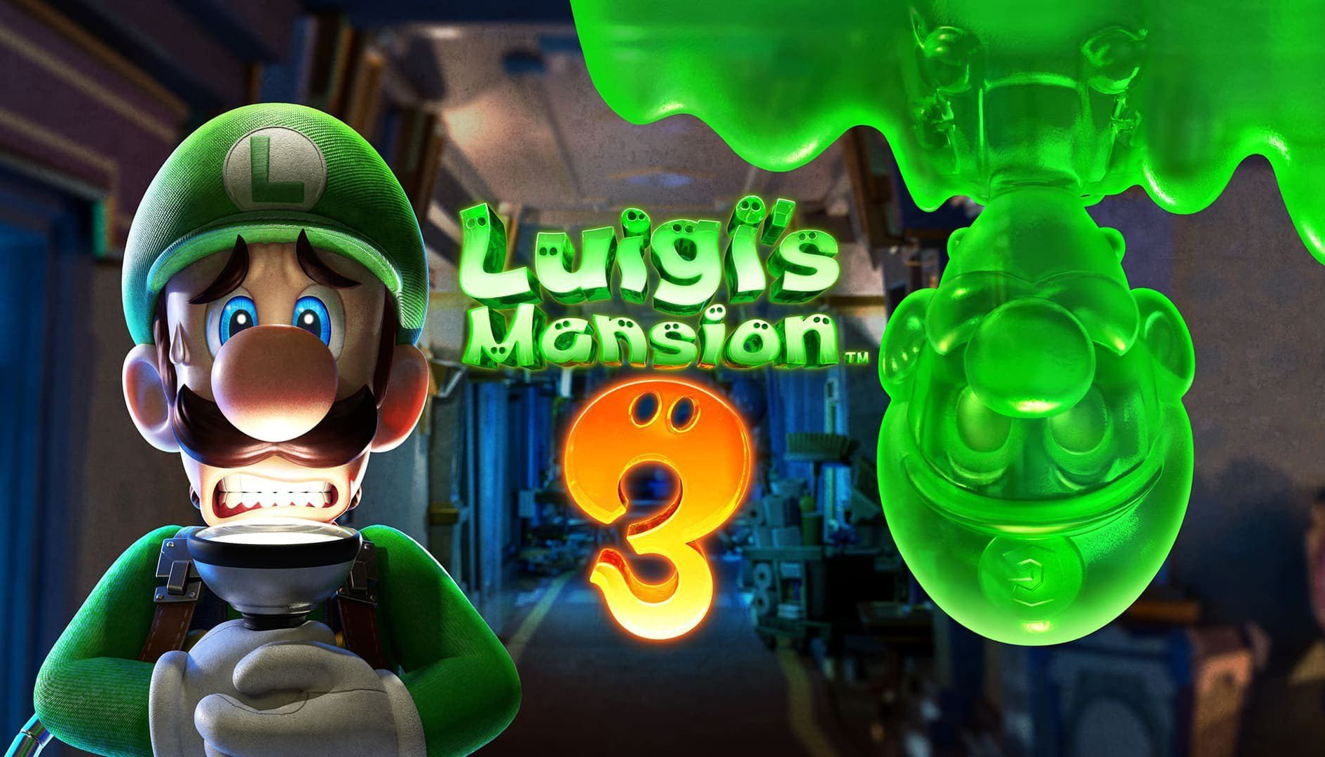 Luigi's Mansion 3: svelati trenta minuti di gameplay