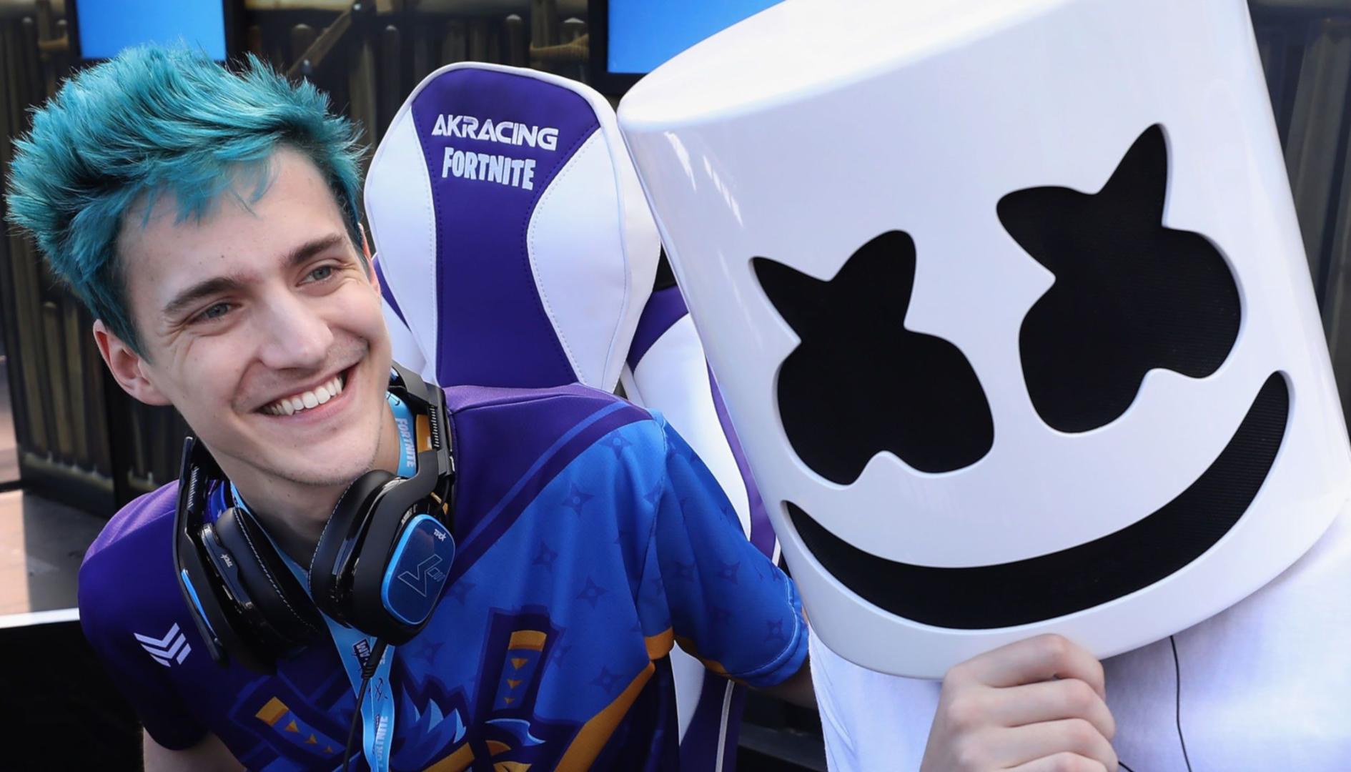 Ninja: ecco perchè ha abbandonato Twitch per Mixer
