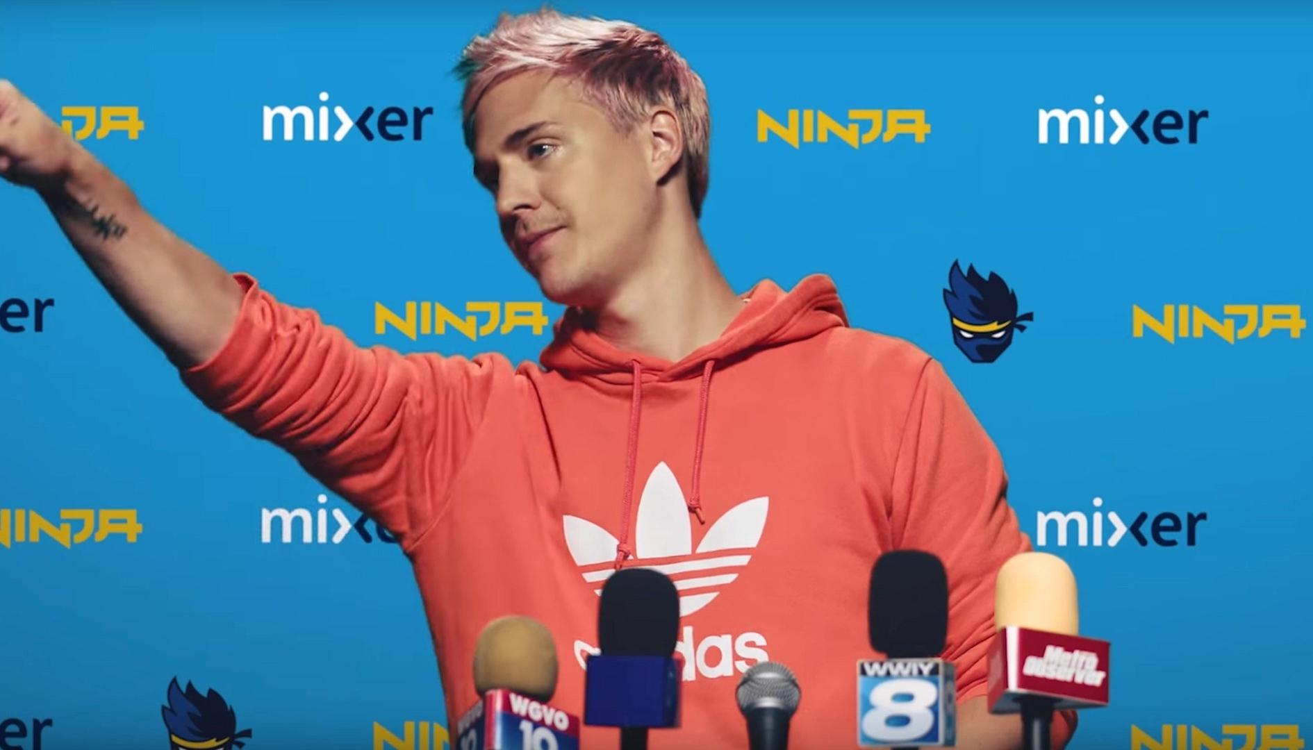 Ninja: Fortnite è più complesso del football americano, è polemica