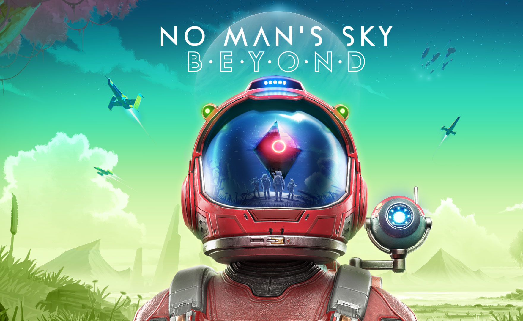 No Man's Sky Beyond, annunciata la data di uscita con un trailer