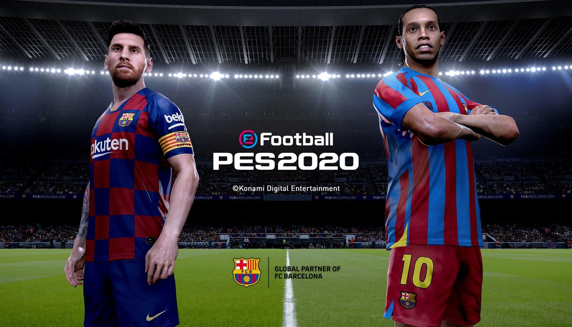 eFootball PES 2020 avrà la licenza Serie A Tim