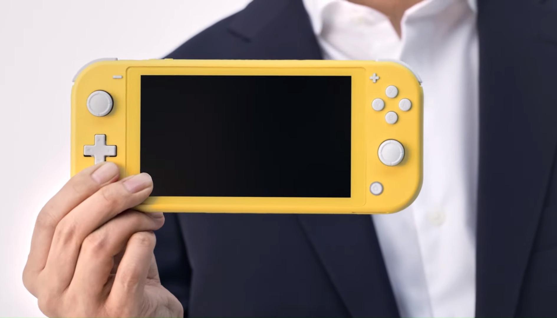 Nintendo Switch Lite: a delle console manca il tasto B