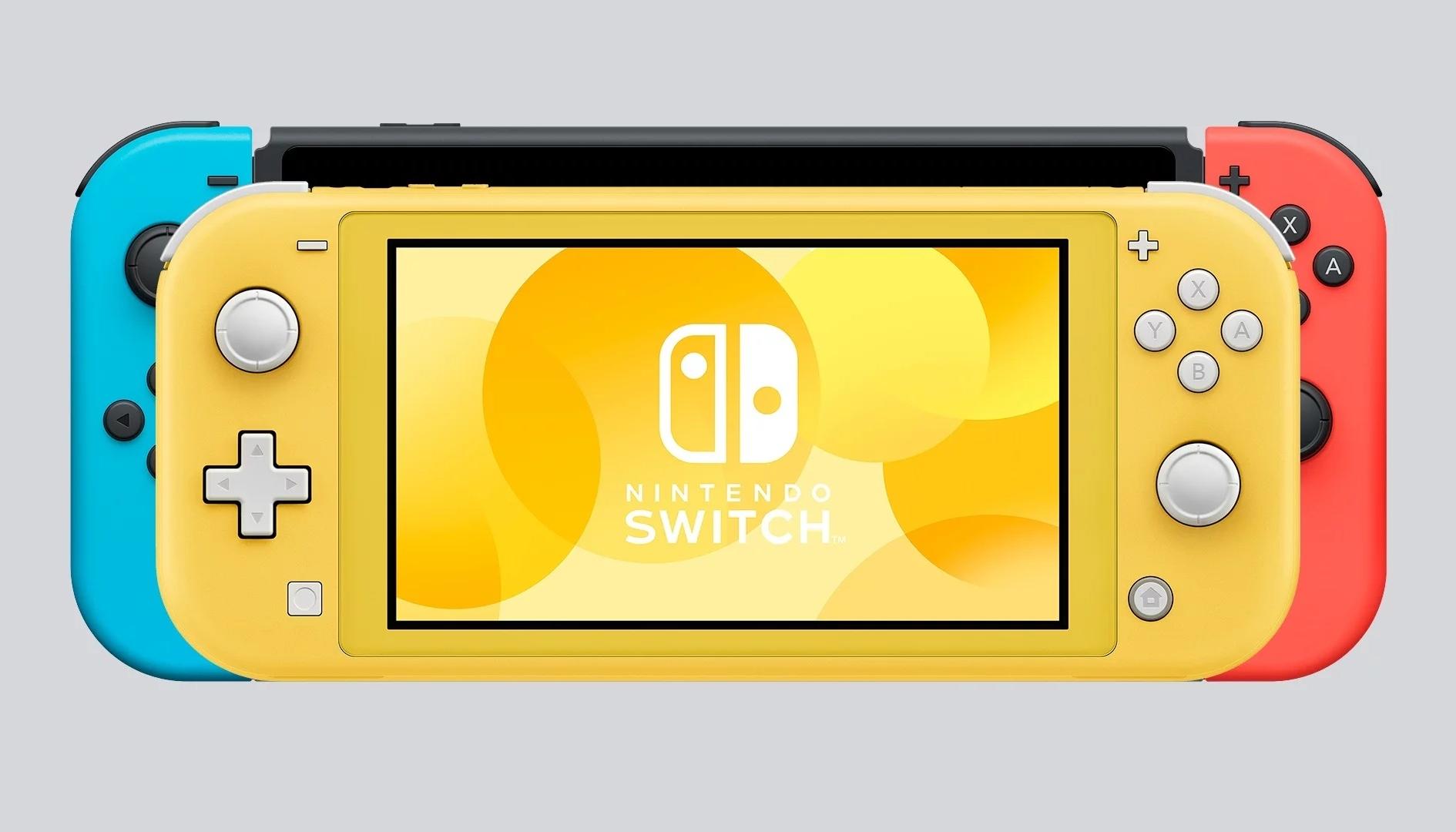 Nintendo Switch Lite, foto di batteria a motherboard grazie alla FCC