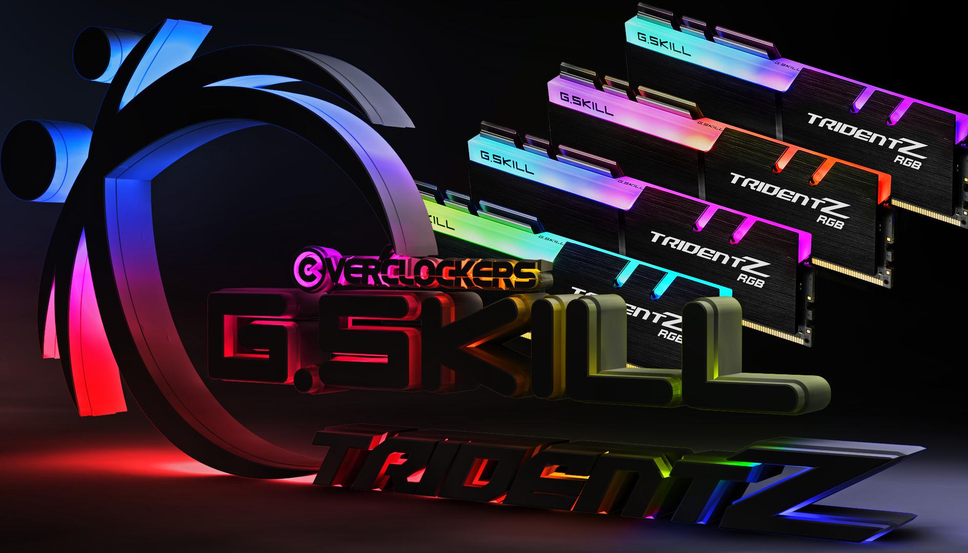 DDR4 a 6 GHz, nuovo record di frequenza per le RAM G.Skill