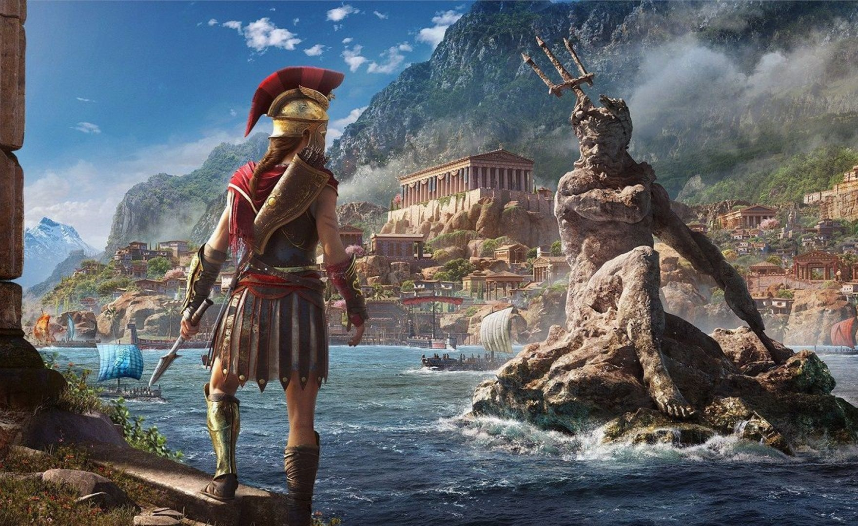 Assassin's Creed Odyssey, disponibile Discovery Tour: Antica Grecia
