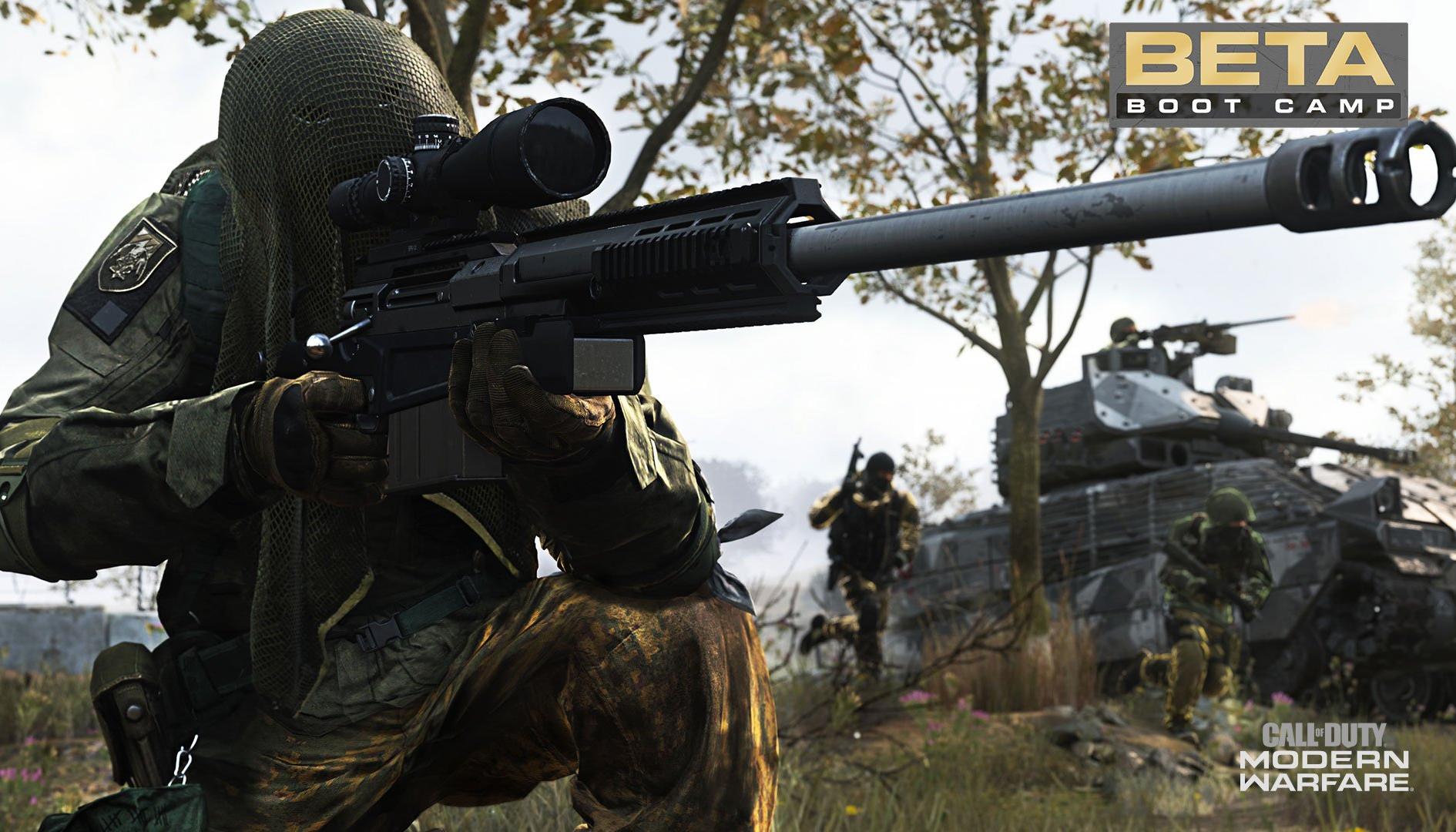 COD Modern Warfare si aggiorna alla versione 1.10, ecco le novità