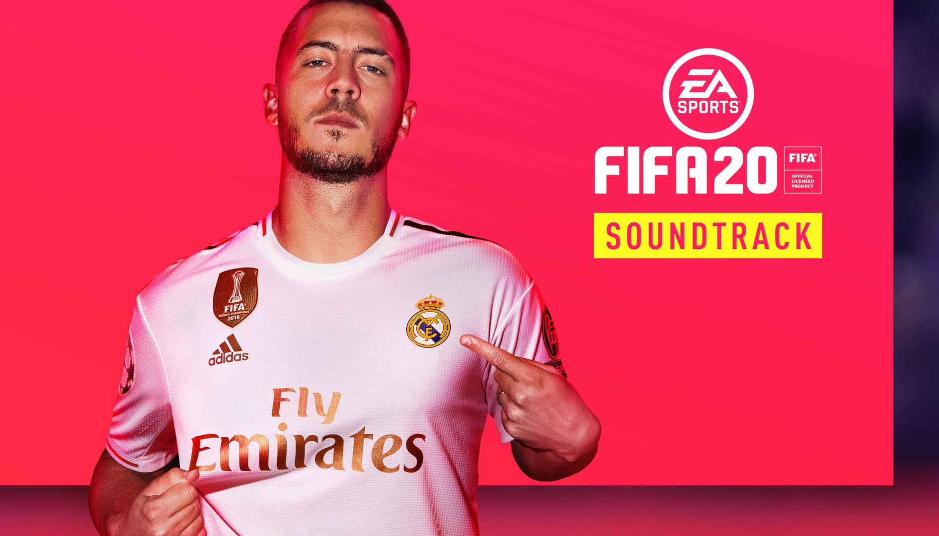 FIFA 20: ecco la tracklist completa