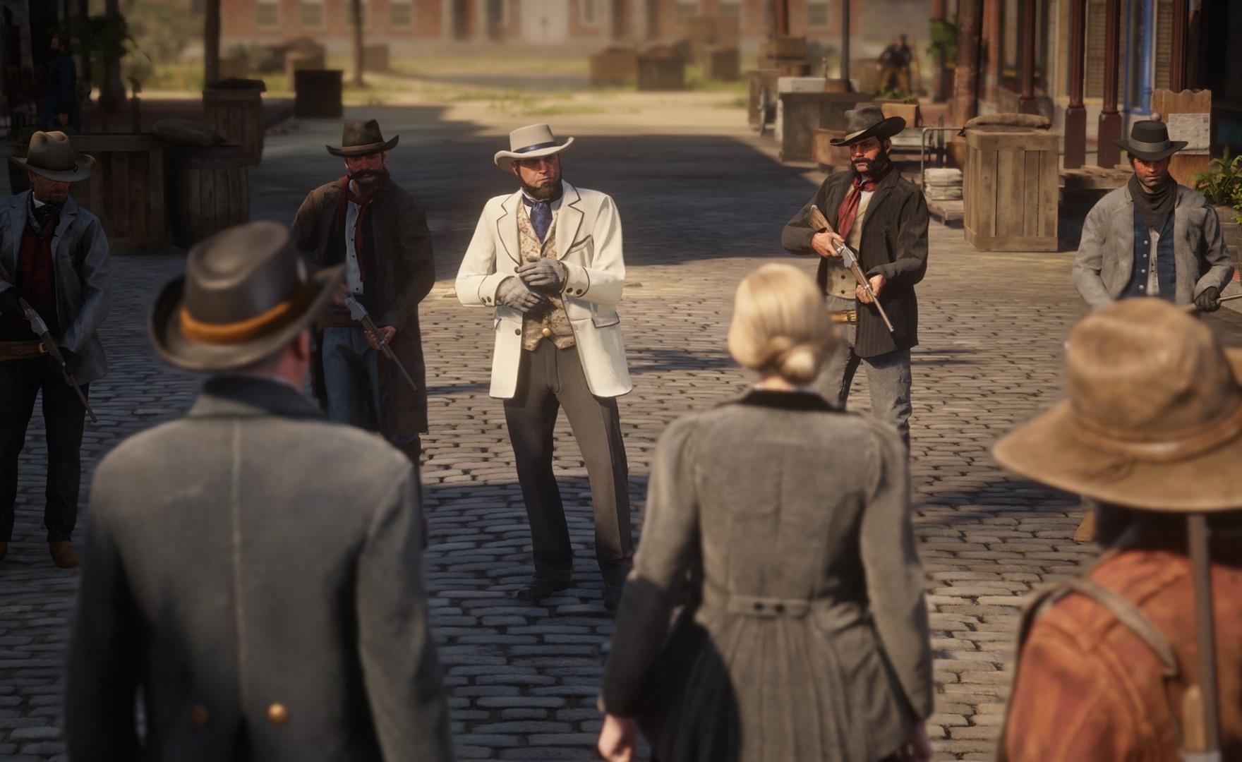 Red Dead Online, trailer di Professioni dalla Frontiera