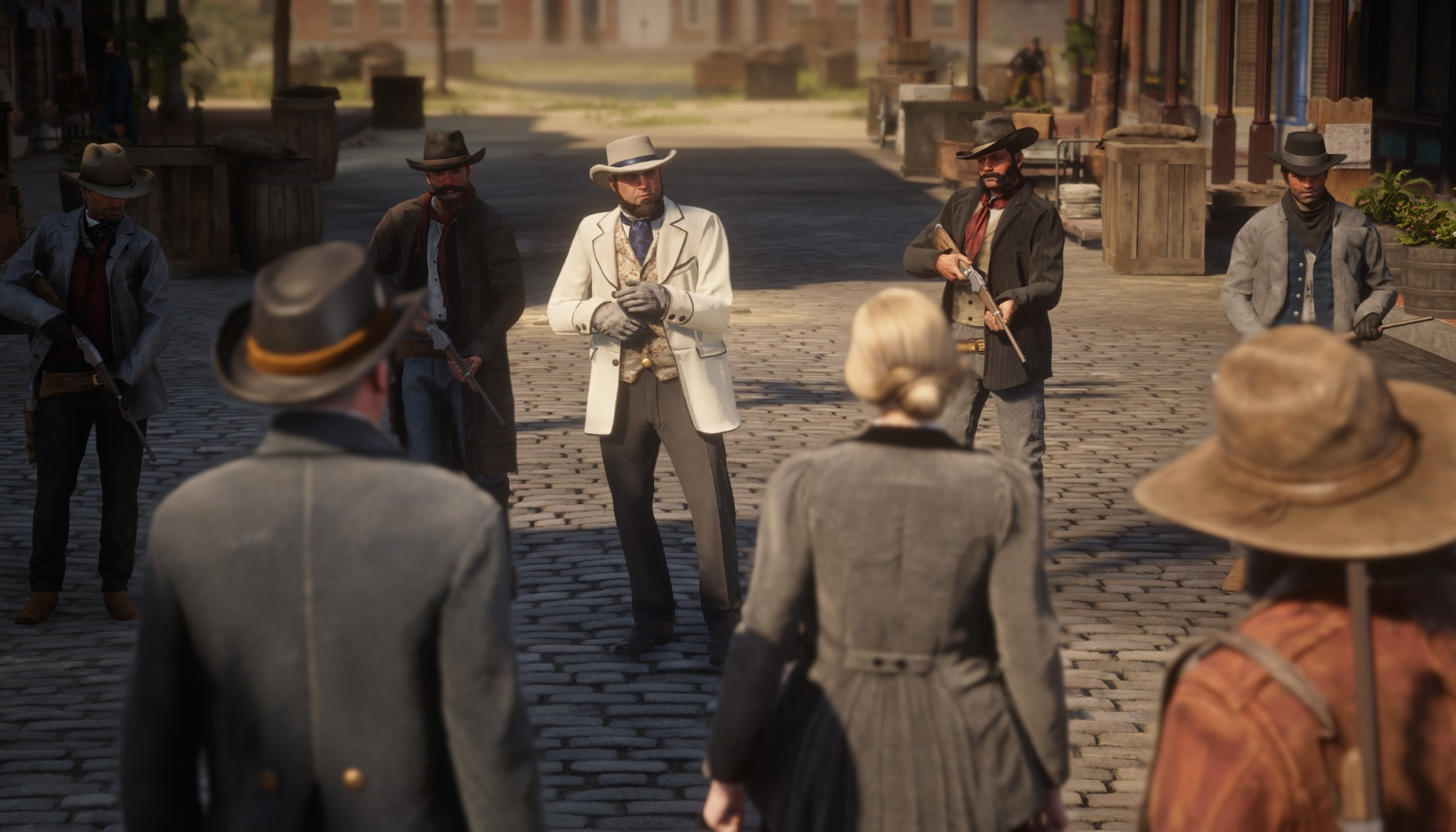 Red Dead Online, trailer di Professioni dalla Frontiera