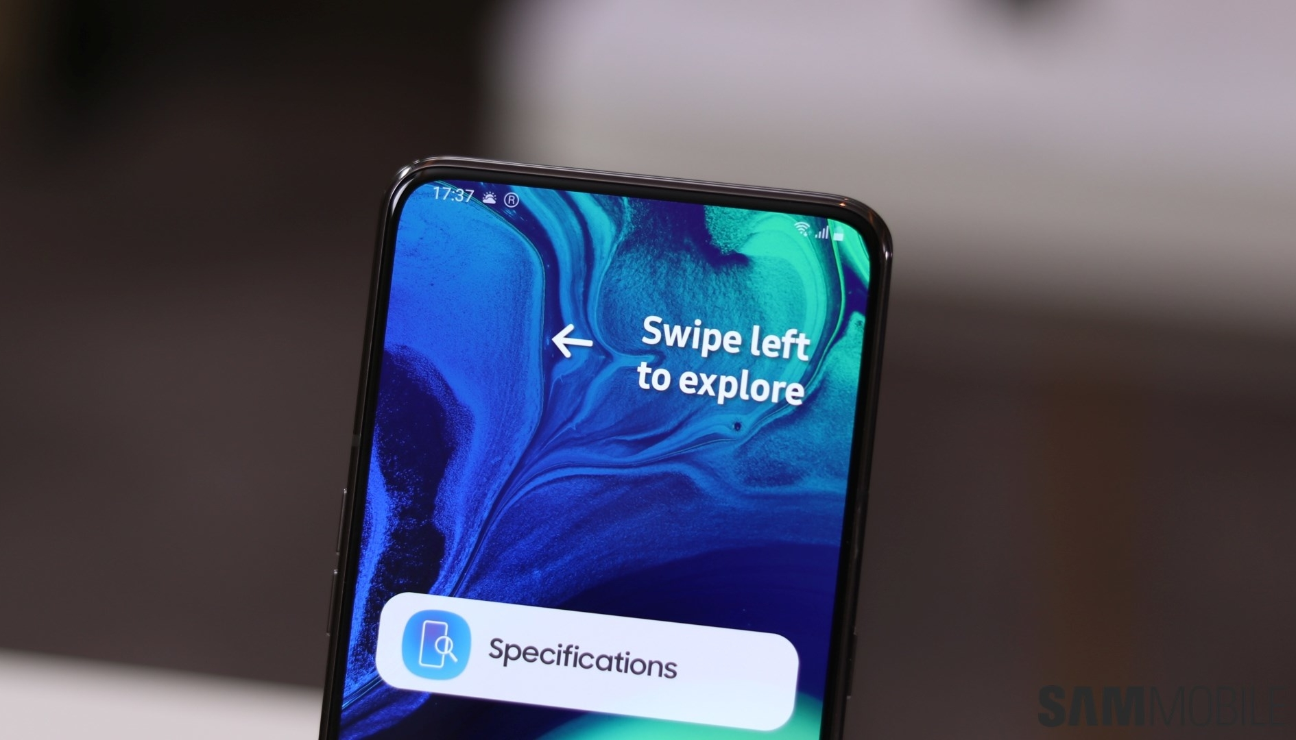 Samsung Galaxy A90 5G è ufficiale: Snapdragon 855 e Samsung DeX