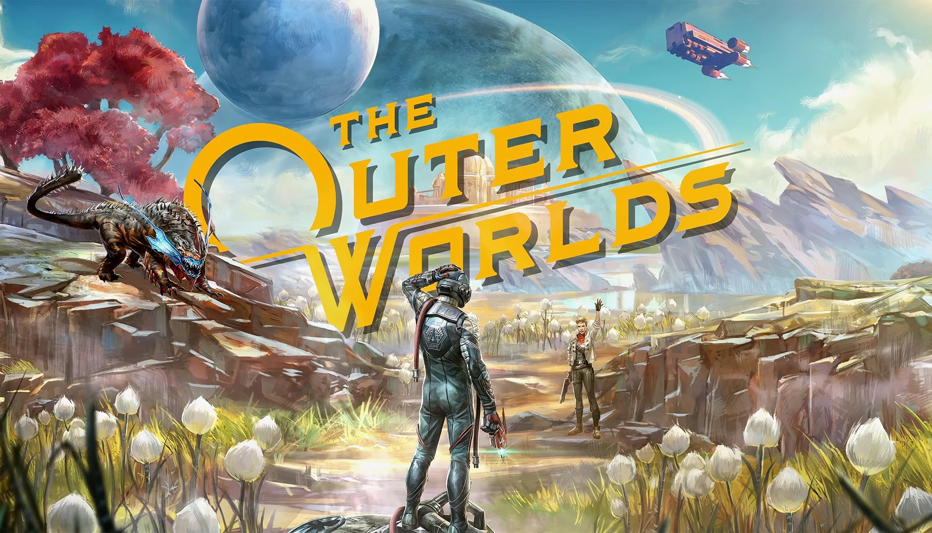 The Outer Worlds: il nuovo trailer dell'Inside Xbox di settembre 2019
