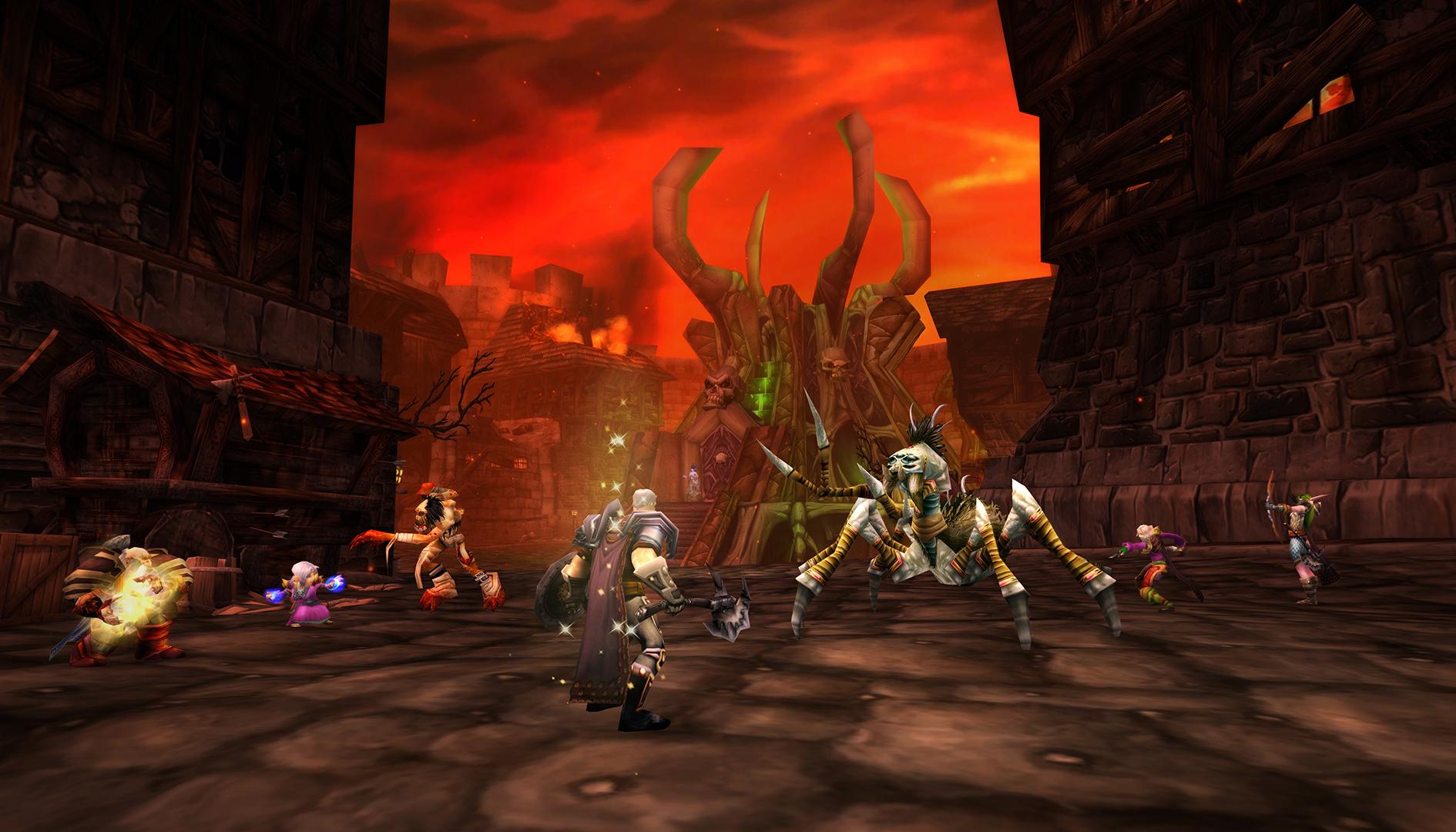 World of Warcraft Classic, arrestato il presunto responsabile degli attacchi DDoS