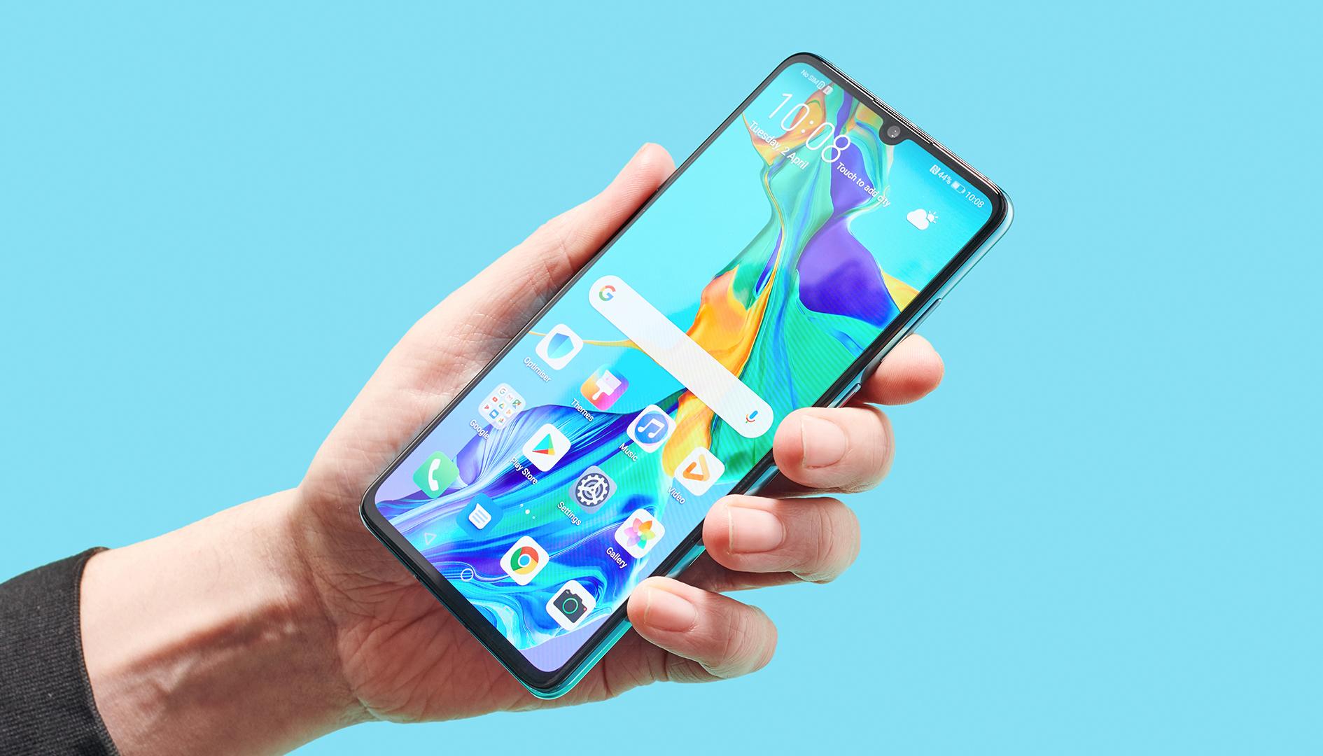 Huawei P40 potrebbe essere il primo smartphone con HarmonyOS