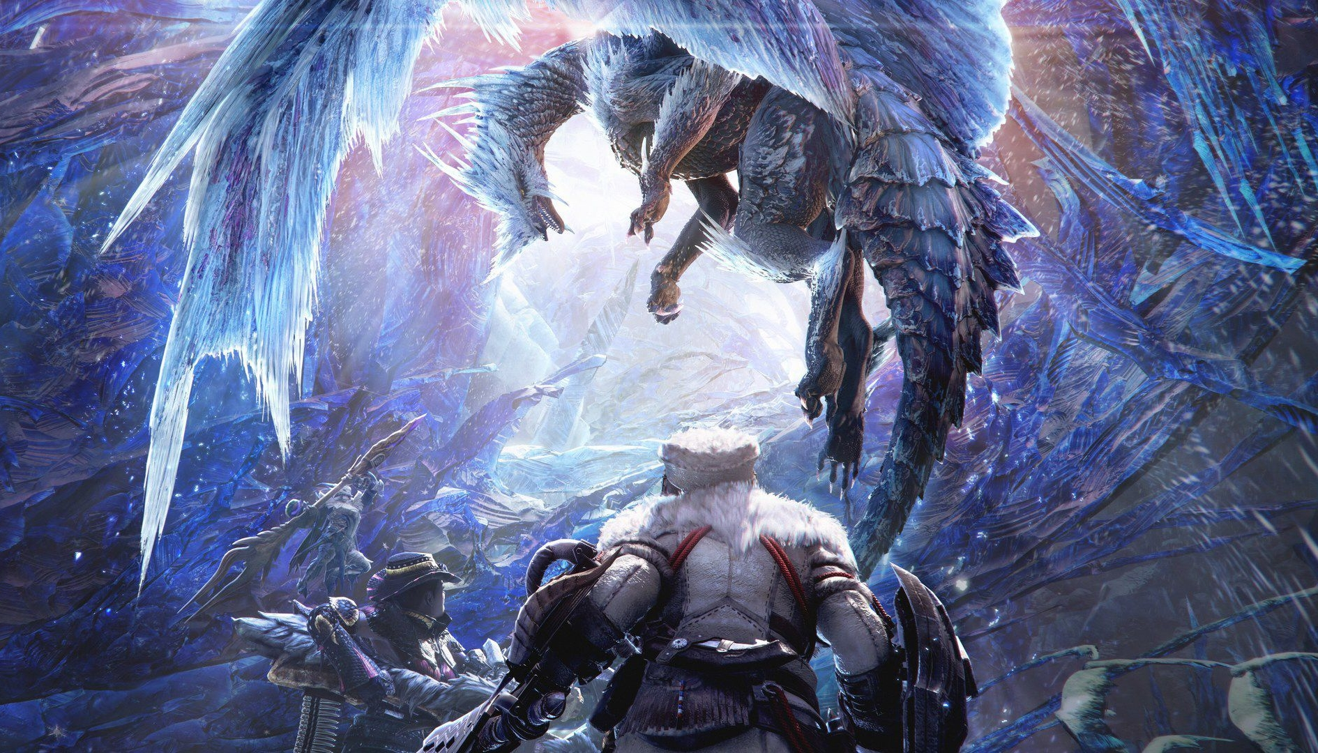 Monster Hunter World Iceborne: Guida al Barioth