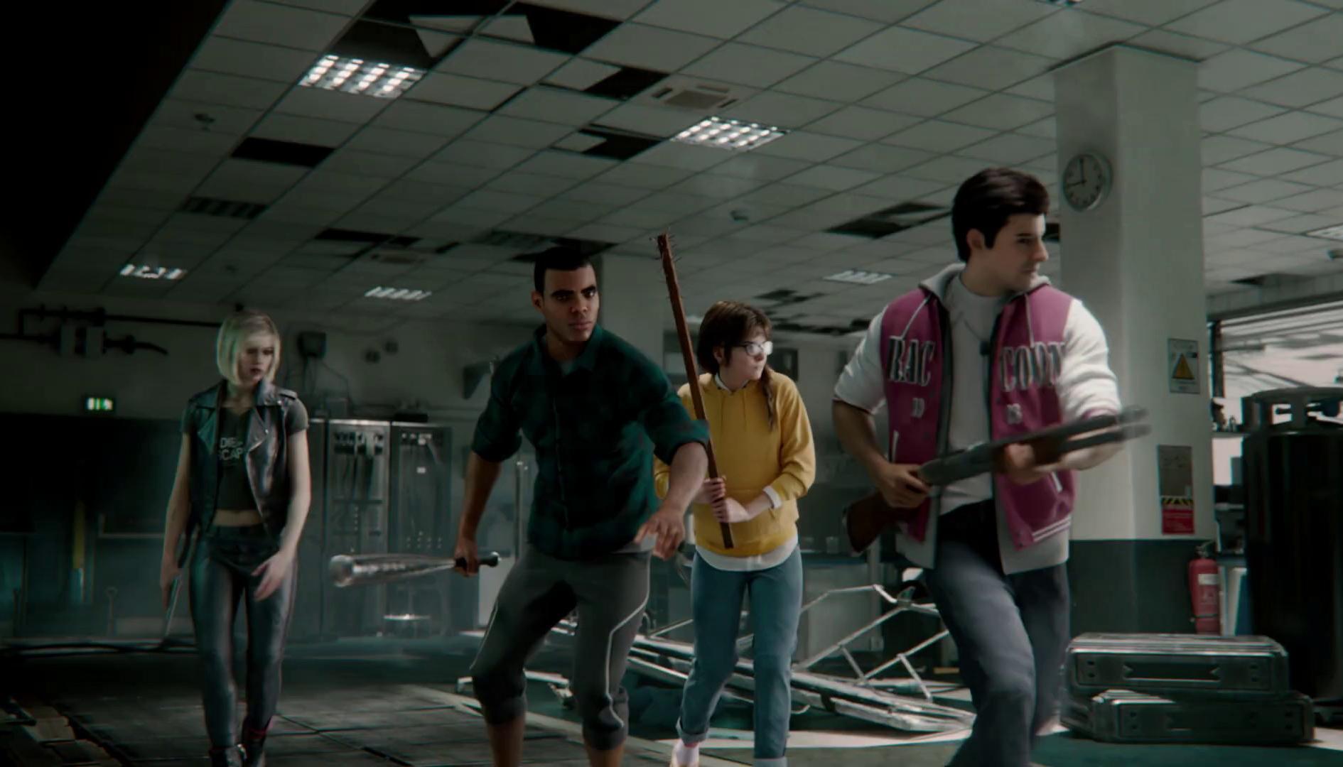 Resident Evil Project Resistance: svelato il gameplay 4 vs 1