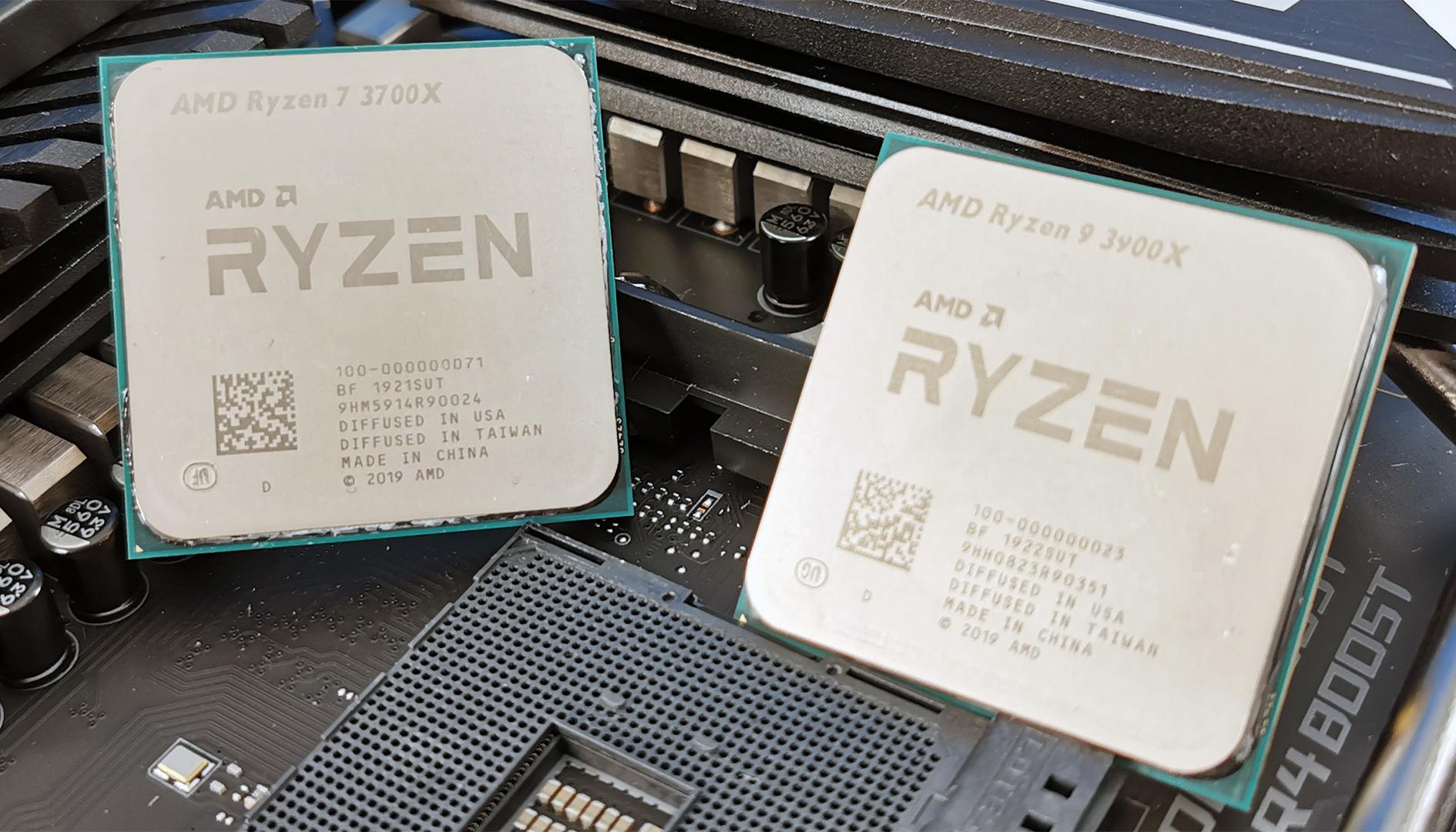 Grande richiesta di CPU Ryzen 3000 anche ad agosto in Germania