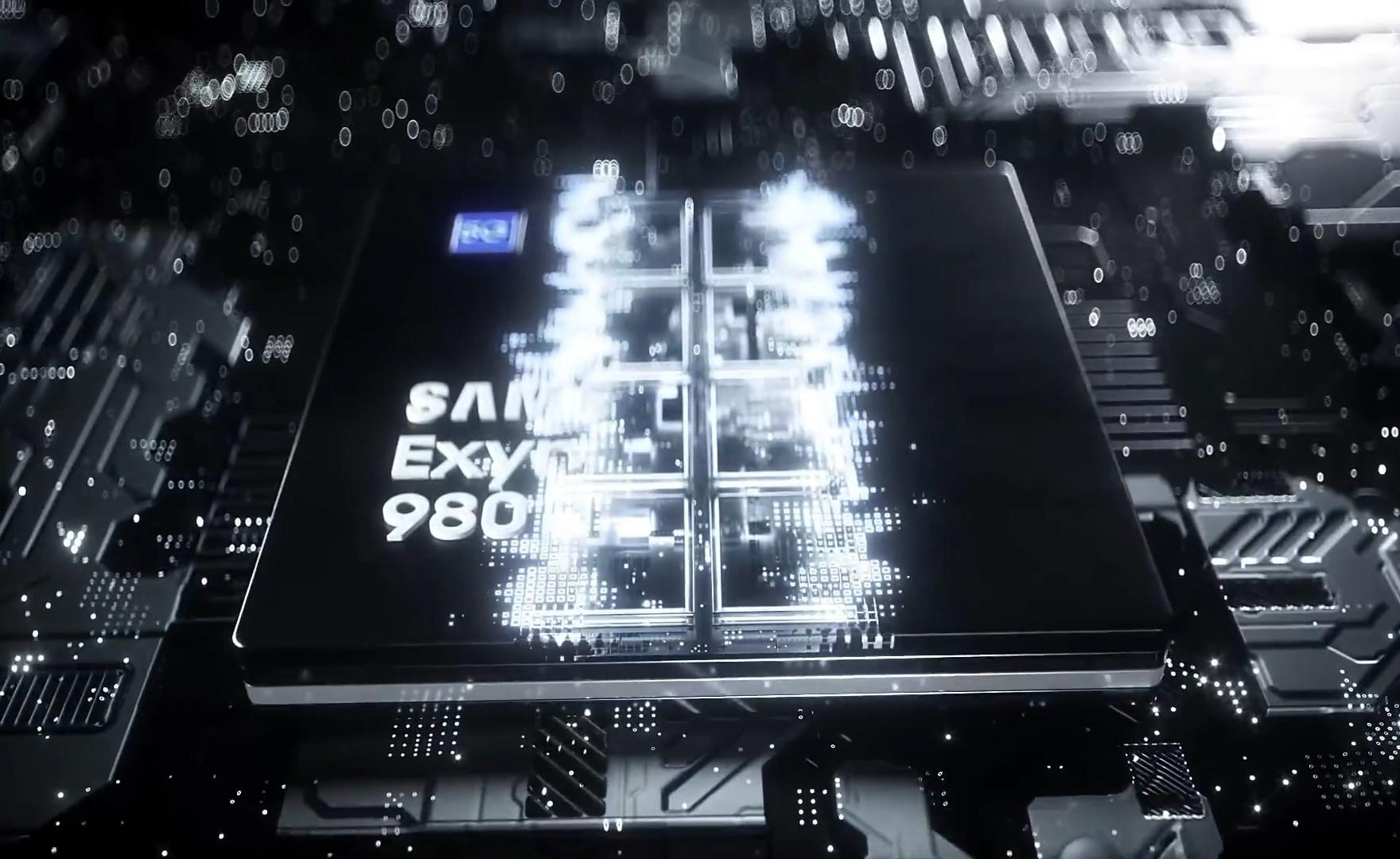 Exynos 980, ecco il primo chip smartphone di Samsung con modem 5G integrato